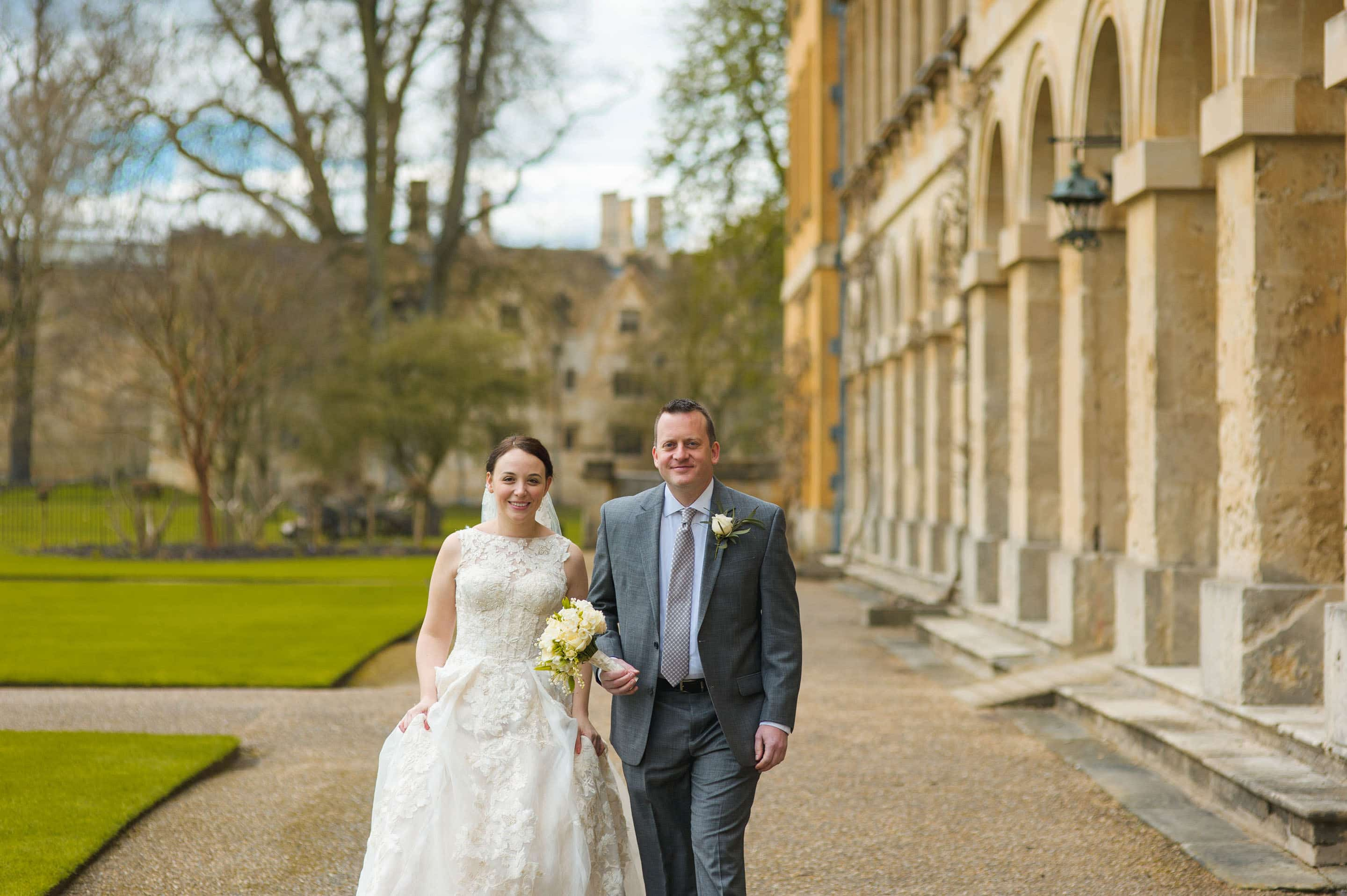 Tommie + Virginia | Wedding at Magdalen College in Oxford 21