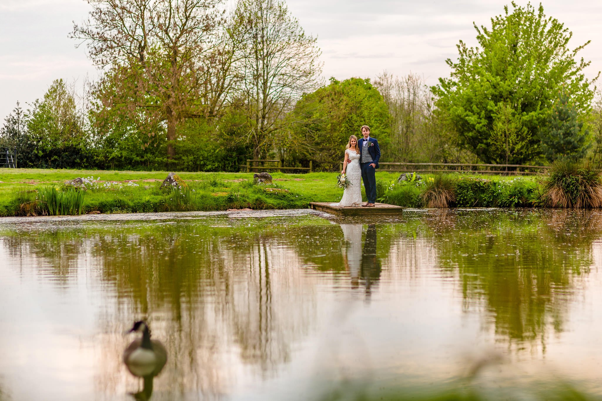 Tom + Shadi | Dewsall Court Wedding 131