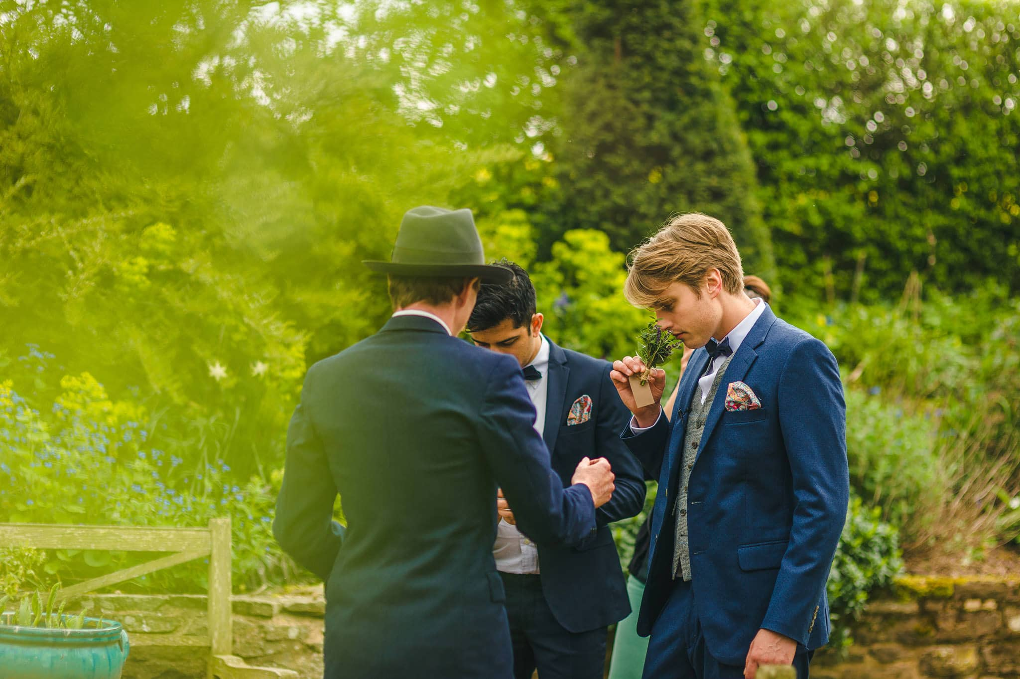 Tom + Shadi | Dewsall Court Wedding 57