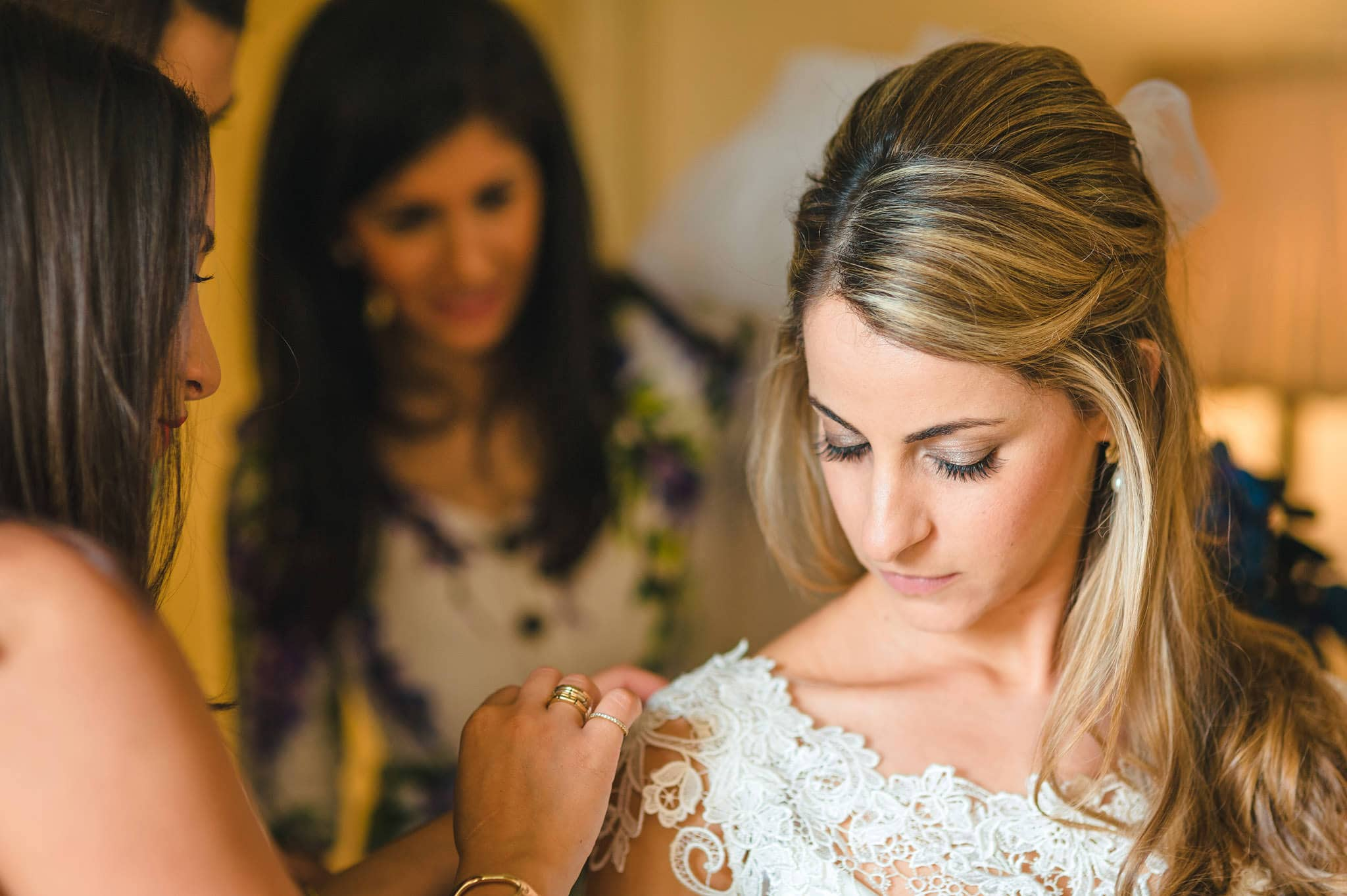 Tom + Shadi | Dewsall Court Wedding 65