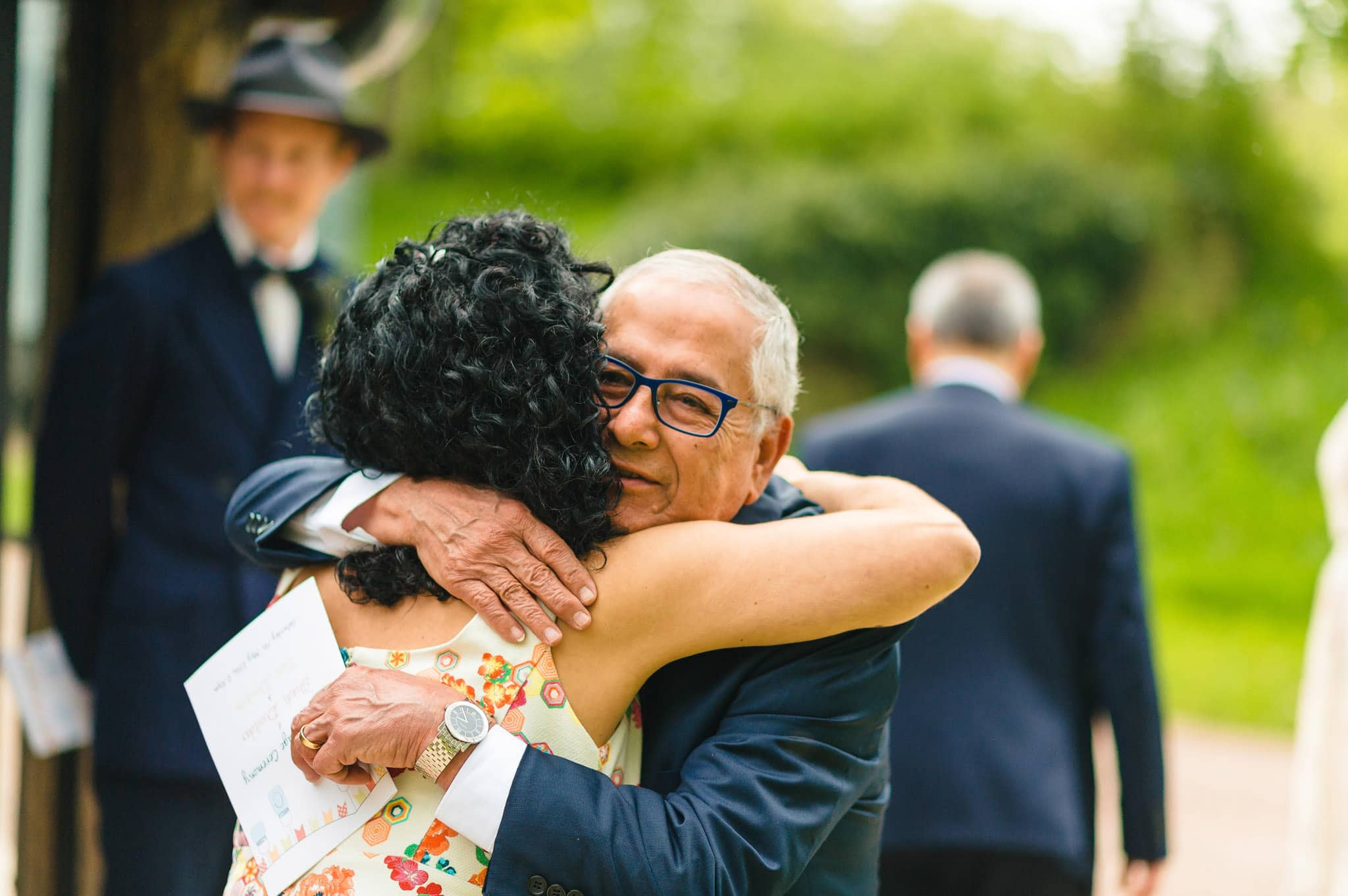 Tom + Shadi | Dewsall Court Wedding 69