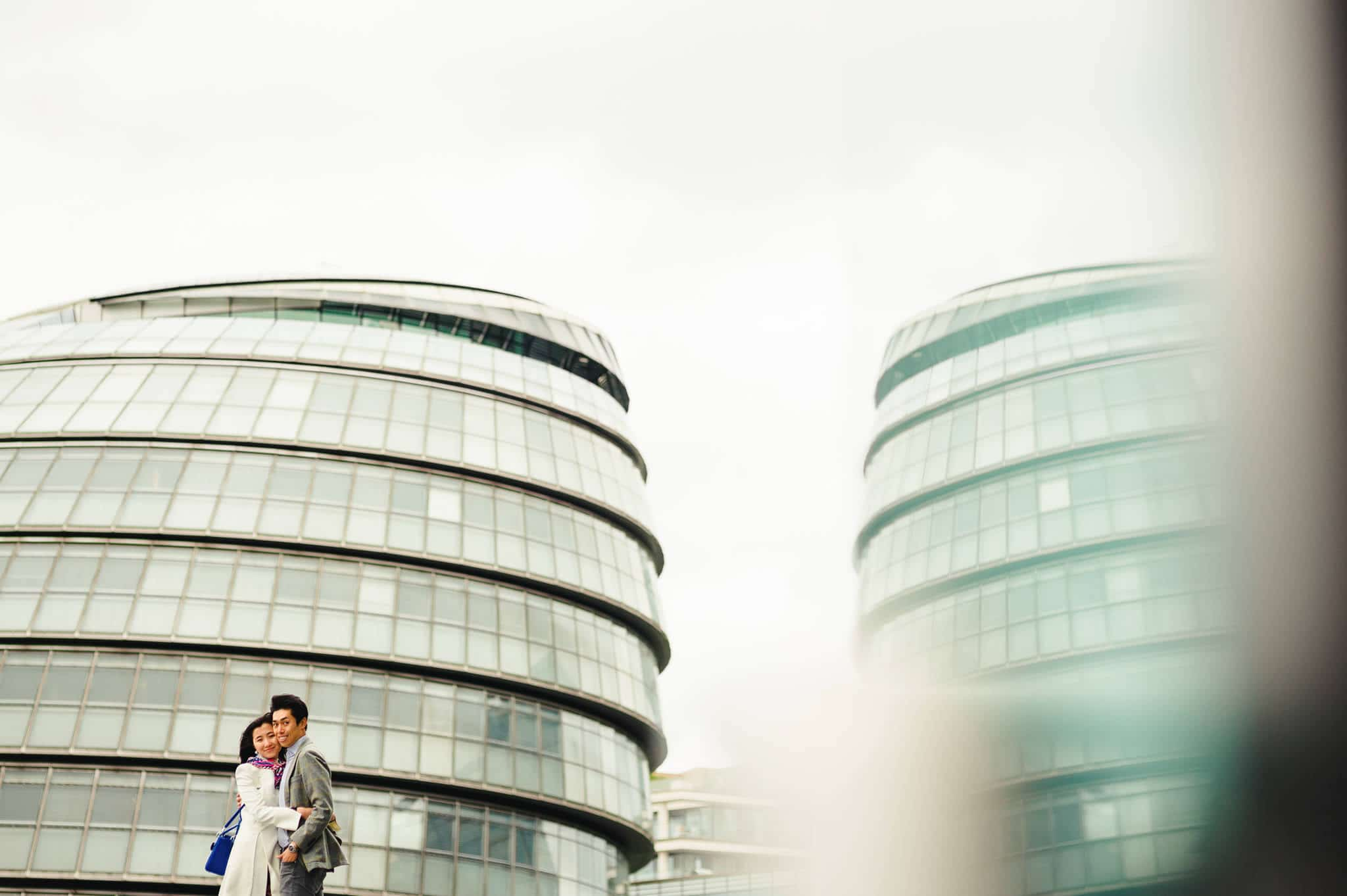 Yilin + Jason | London engagement session 7