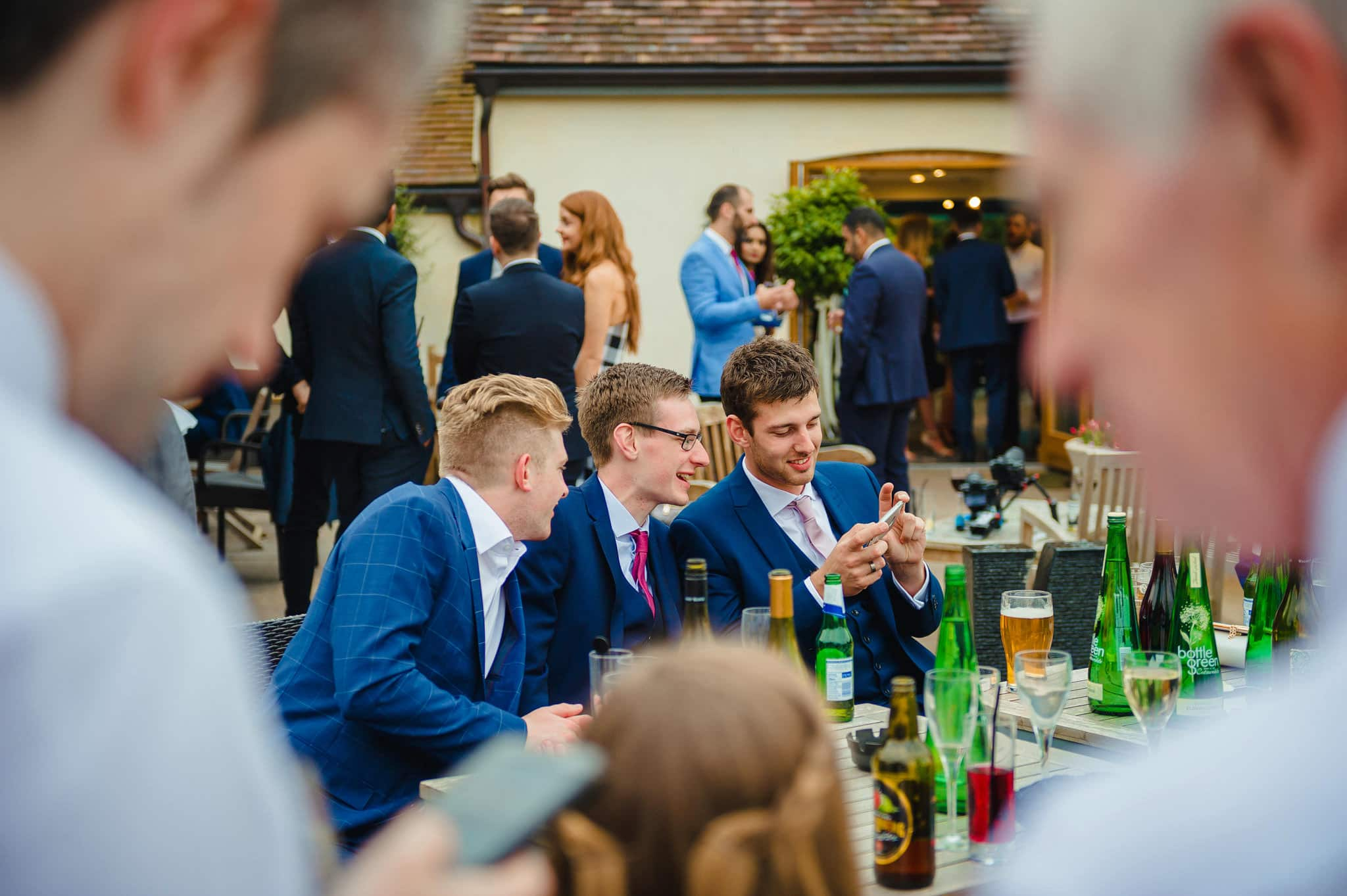 wedding at redhouse barn 203 - Wedding at Redhouse Barn in Stoke Prior, Worcestershire