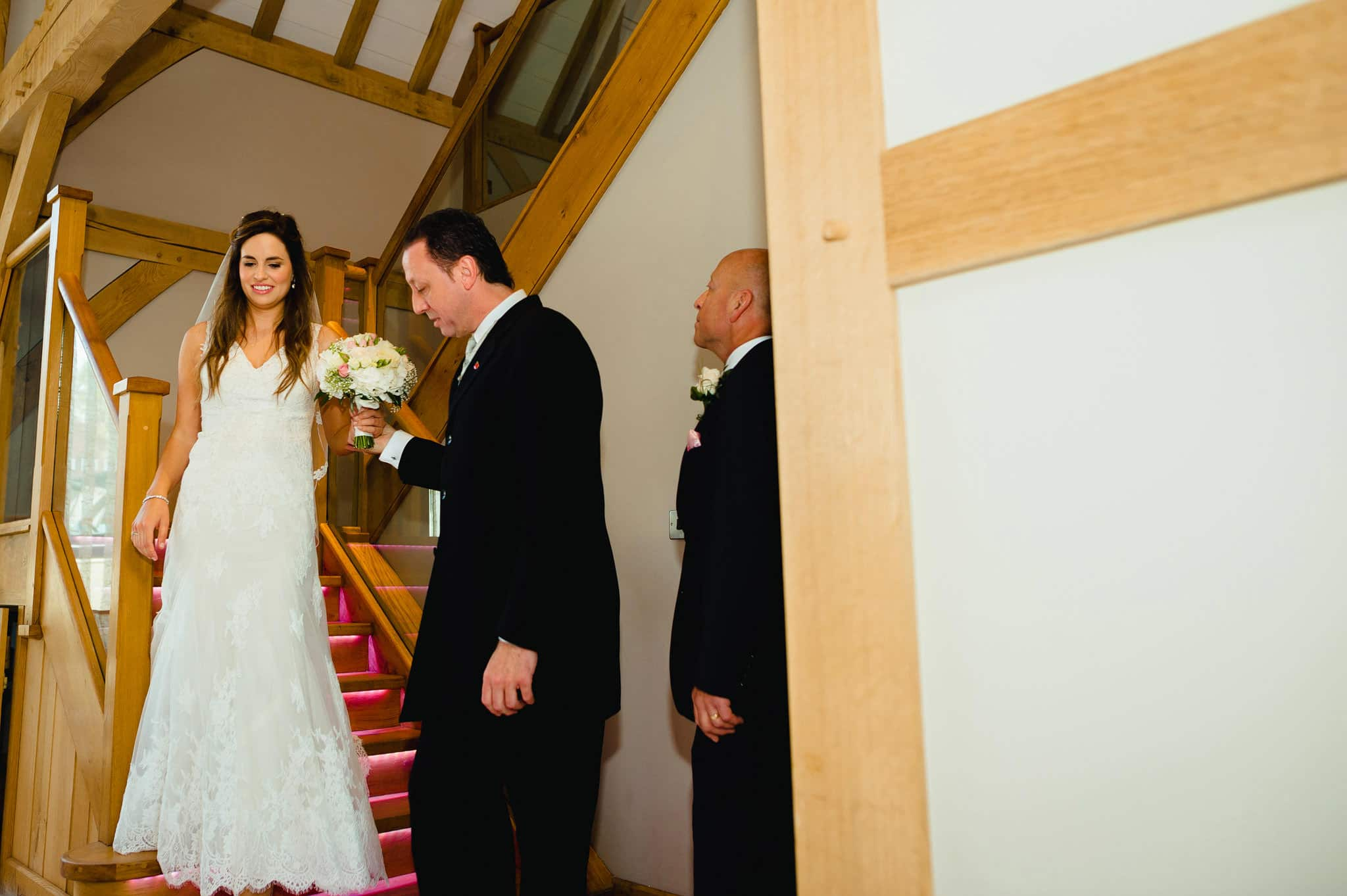 wedding at redhouse barn 63 - Wedding at Redhouse Barn in Stoke Prior, Worcestershire