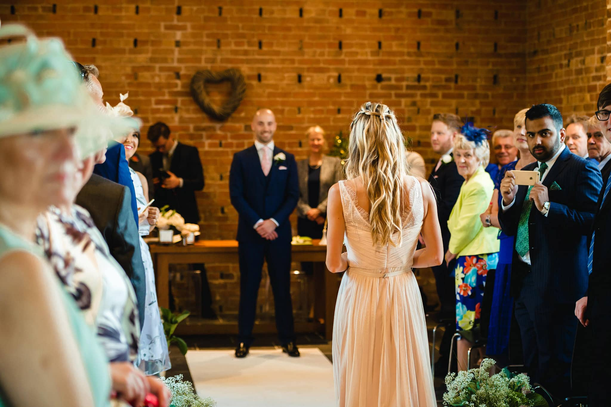 wedding at redhouse barn 69 - Wedding at Redhouse Barn in Stoke Prior, Worcestershire