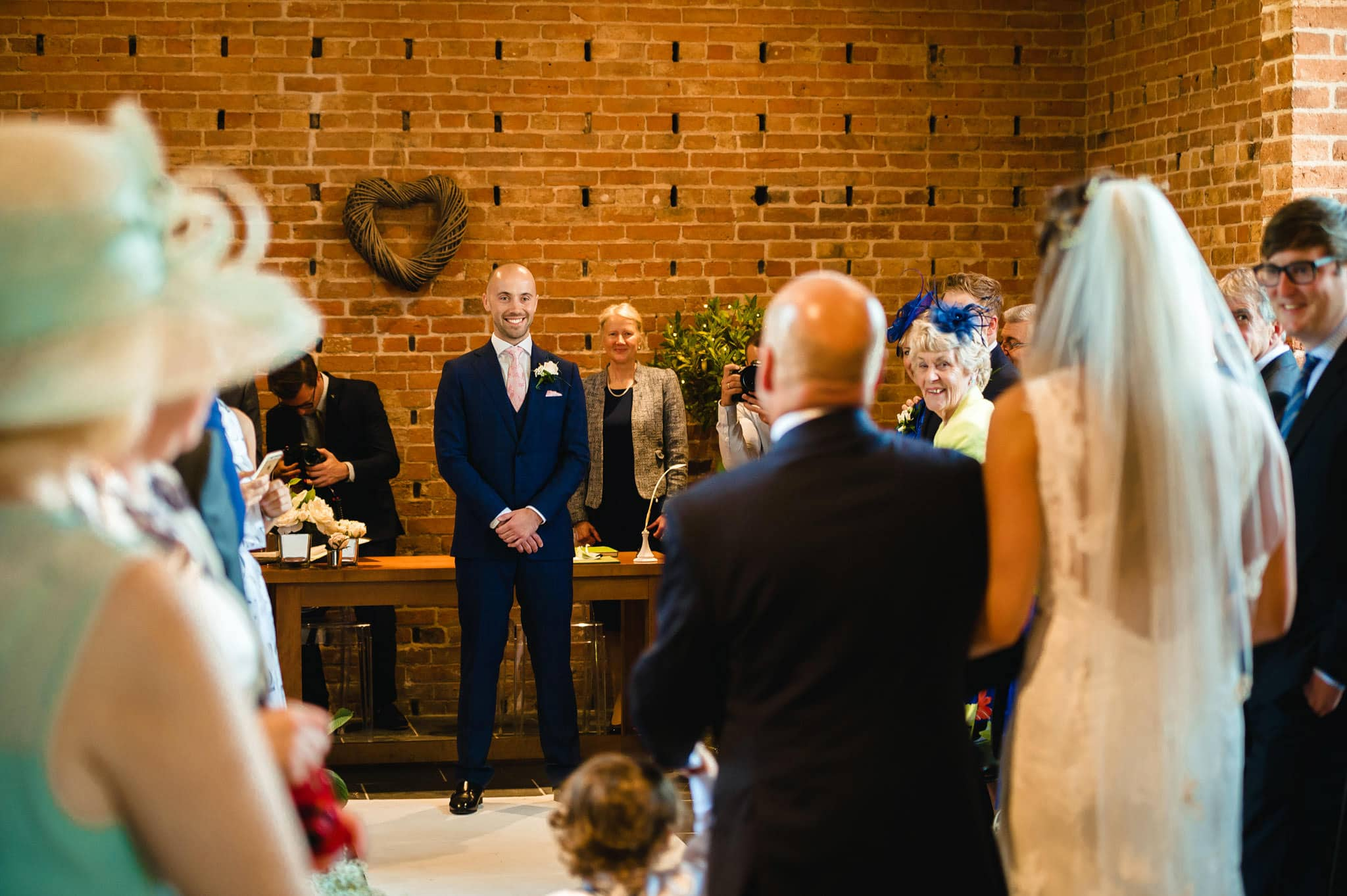 wedding at redhouse barn 71 - Wedding at Redhouse Barn in Stoke Prior, Worcestershire