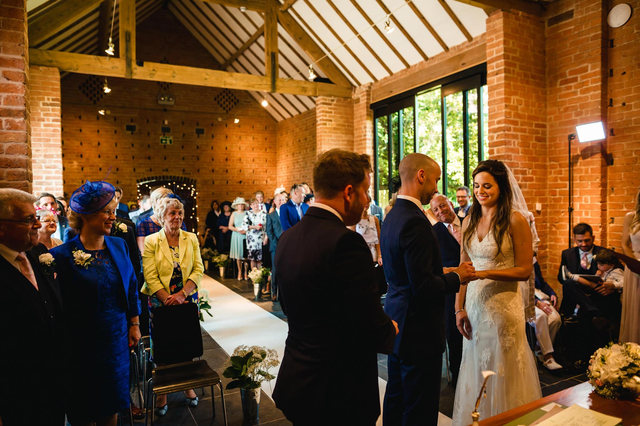 wedding at redhouse barn 75 - Wedding at Redhouse Barn in Stoke Prior, Worcestershire