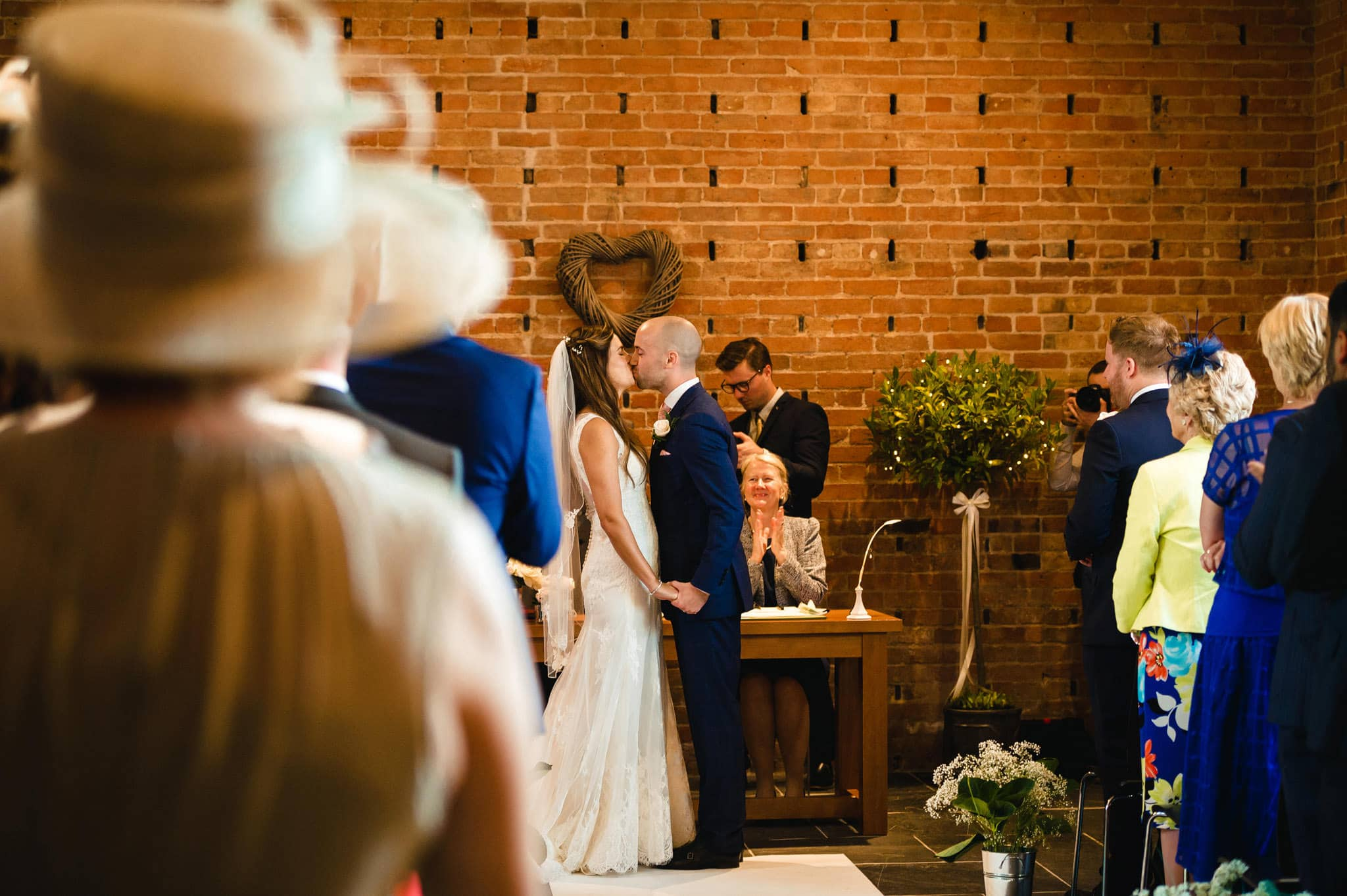 wedding at redhouse barn 77 - Wedding at Redhouse Barn in Stoke Prior, Worcestershire