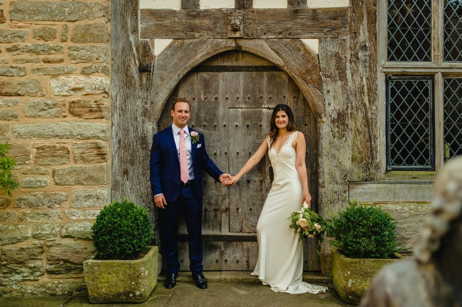 Birtsmorton Court wedding pictures, Worcestershire, West Midlands - Marie & Sam 49