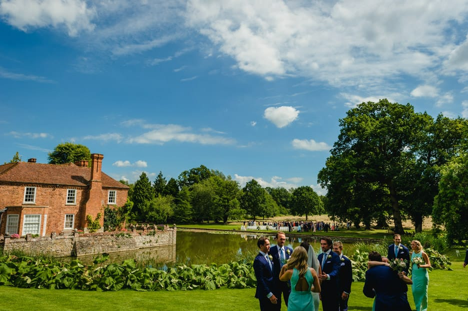 Birtsmorton Court wedding pictures, Worcestershire, West Midlands - Marie & Sam 31