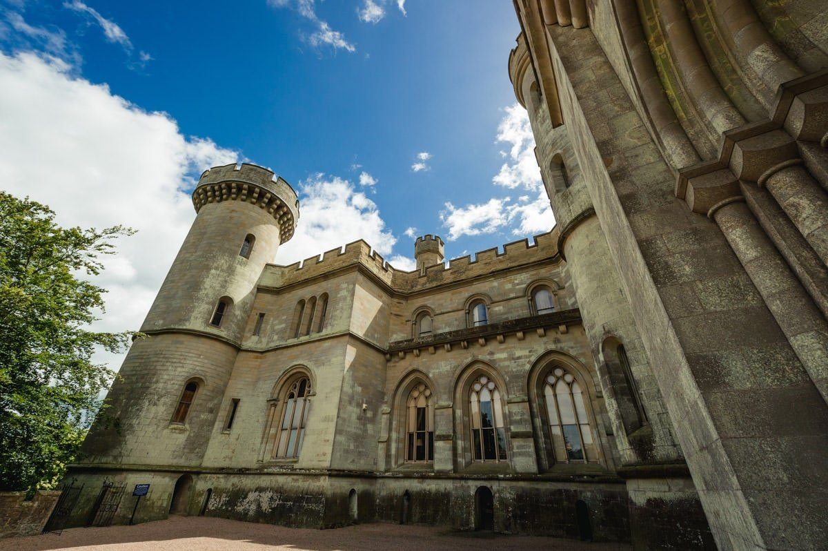eastnor castle wedding in herefordshire west midlands 16 - Eastnor Castle wedding in Herefordshire, West Midlands - Helen + Barrington