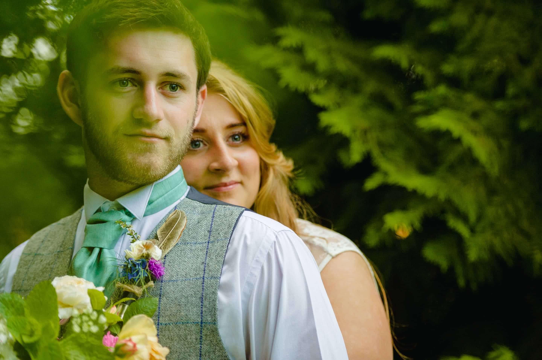 Alice in Wonderland wedding - Katie + Ben 6