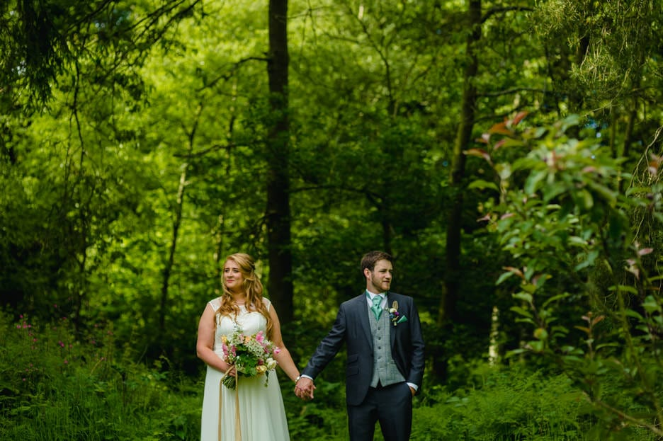Alice in Wonderland wedding - Katie + Ben 46
