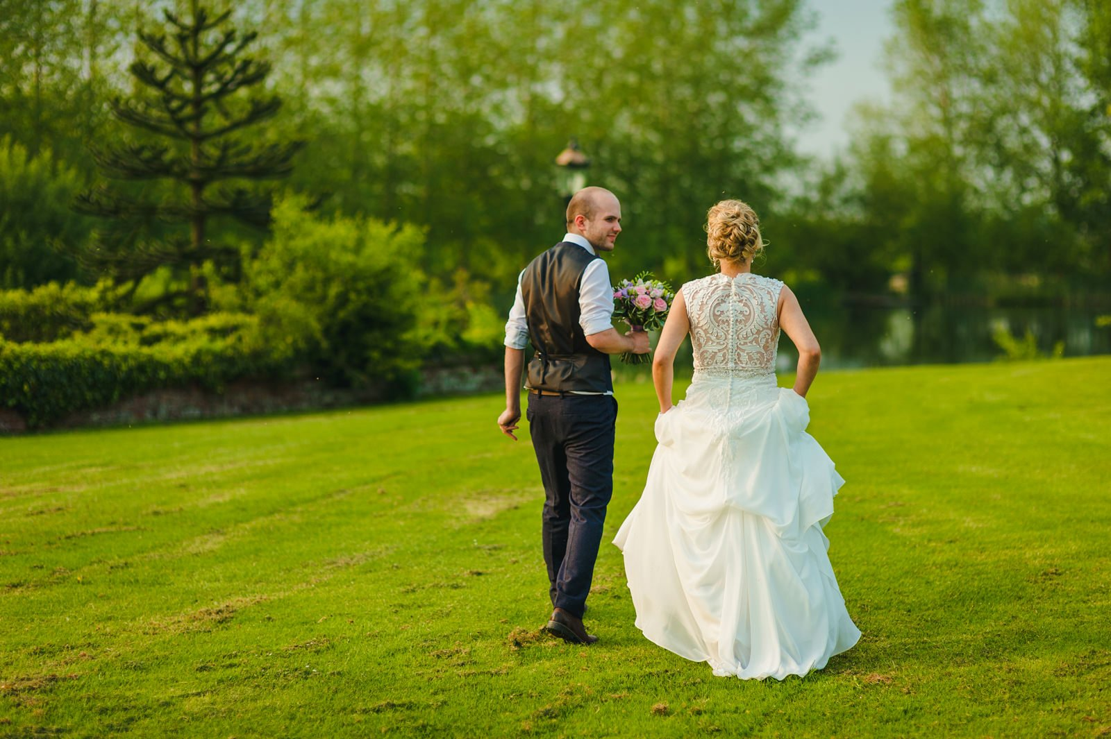 millers of netley wedding 100 - Millers Of Netley wedding, Dorrington, Shrewsbury | Emma + Ben
