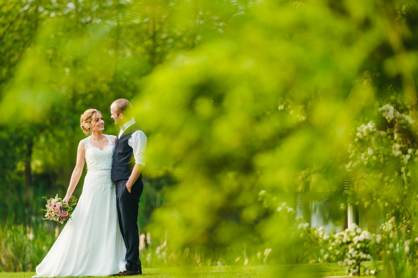 Millers Of Netley wedding, Dorrington, Shrewsbury | Emma + Ben 84