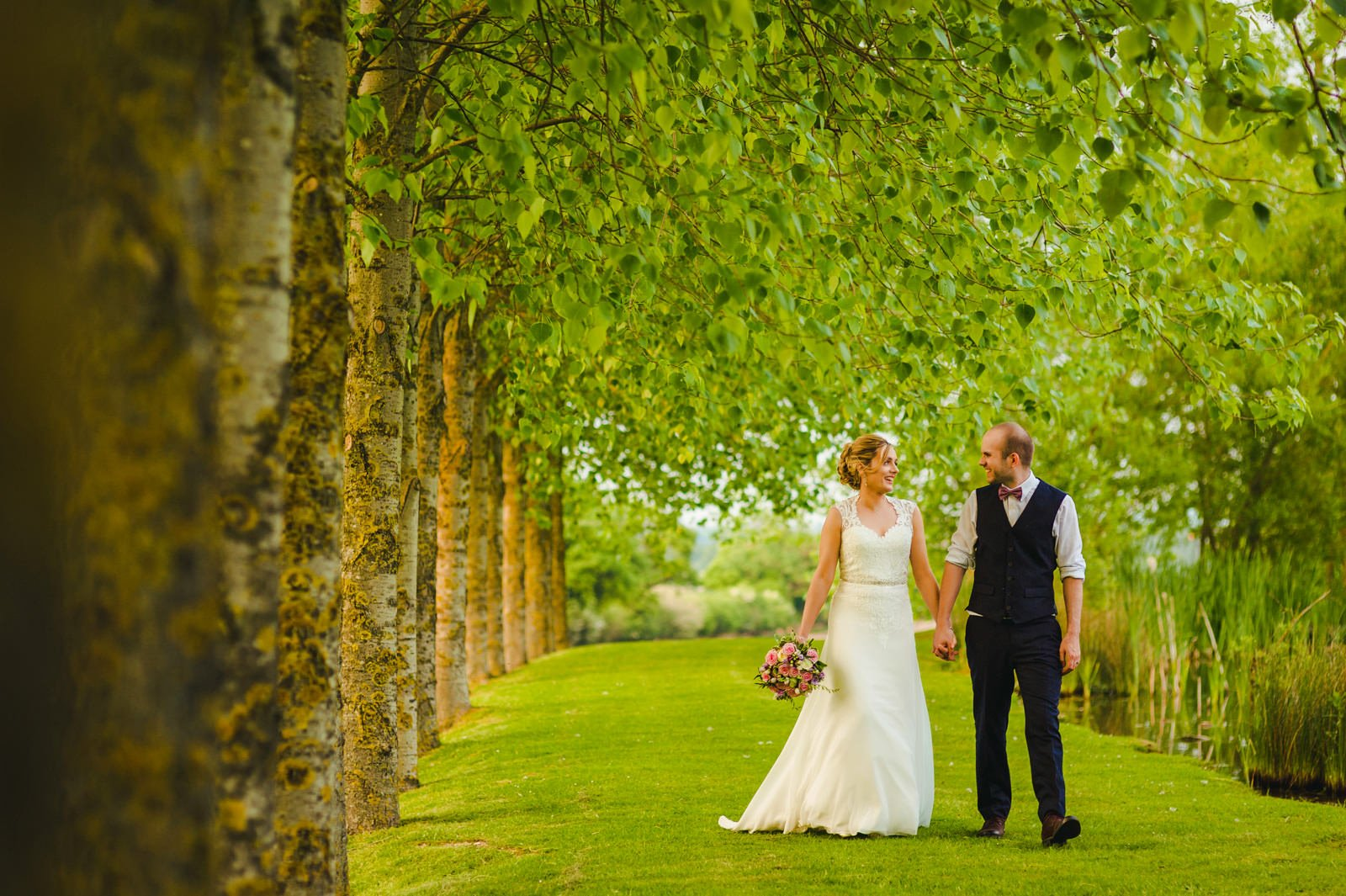 Millers Of Netley wedding, Dorrington, Shrewsbury | Emma + Ben 90