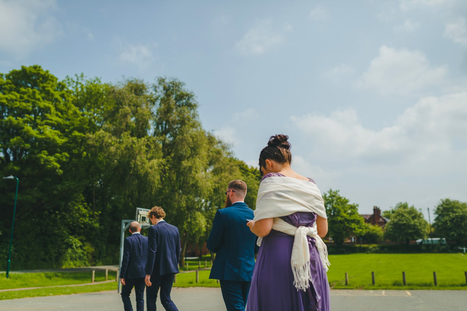 millers of netley wedding 11 - Millers Of Netley wedding, Dorrington, Shrewsbury | Emma + Ben