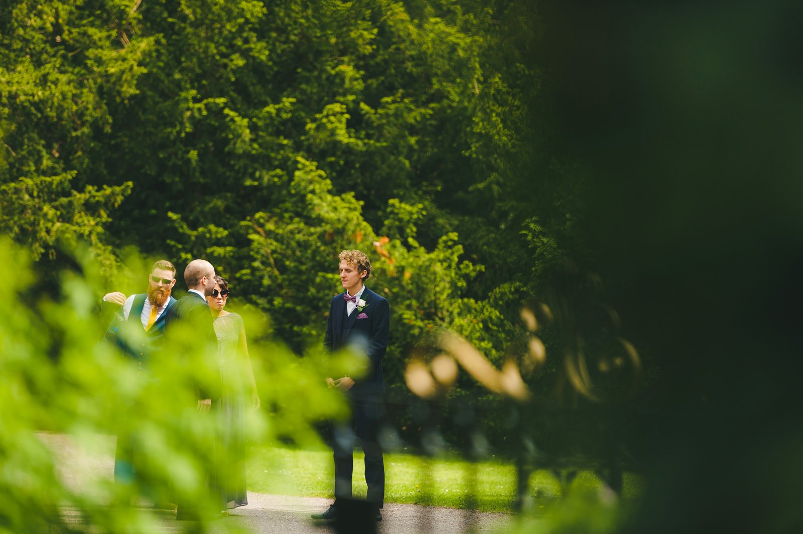 millers of netley wedding 15 - Millers Of Netley wedding, Dorrington, Shrewsbury | Emma + Ben