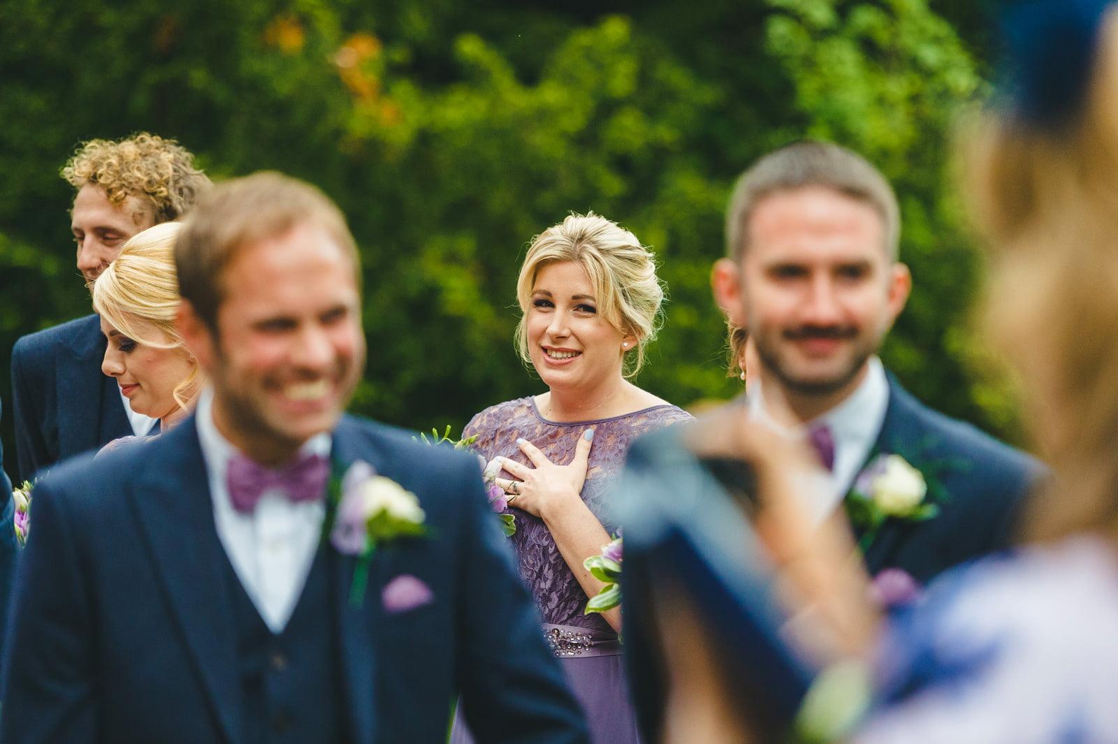 millers of netley wedding 26 - Millers Of Netley wedding, Dorrington, Shrewsbury | Emma + Ben