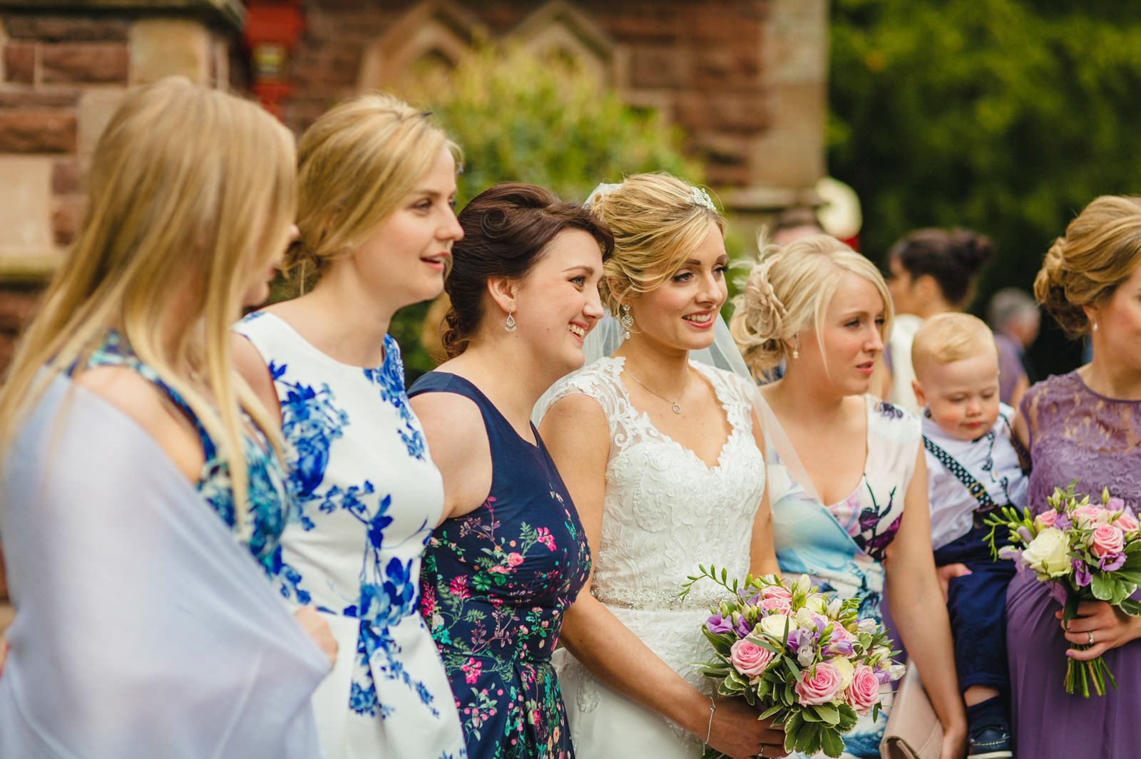 millers of netley wedding 31 - Millers Of Netley wedding, Dorrington, Shrewsbury | Emma + Ben