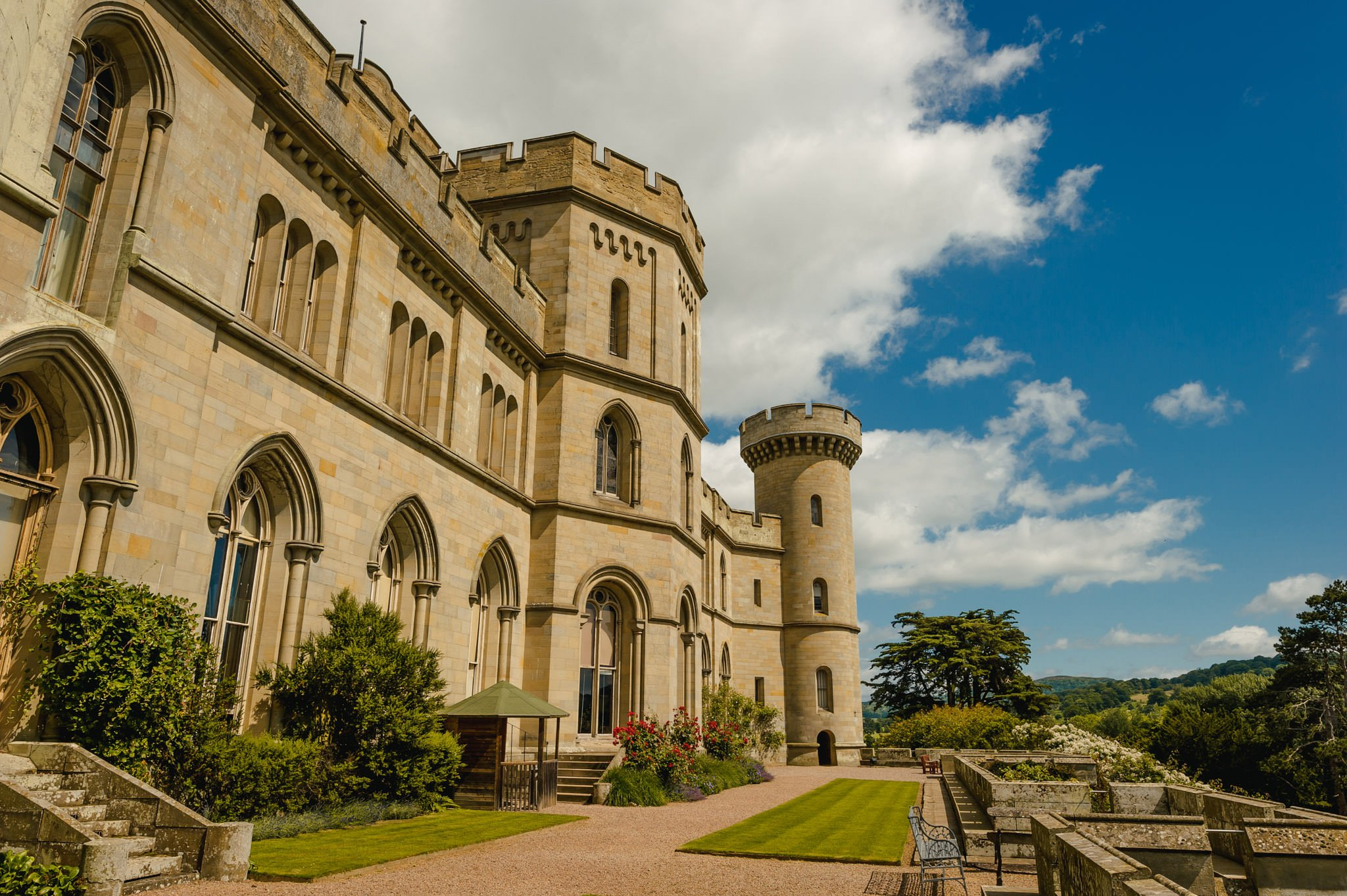 eastnor castle wedding pictures 12 - Eastnor Castle wedding photographer Herefordshire, West Midlands - Sarah + Dean