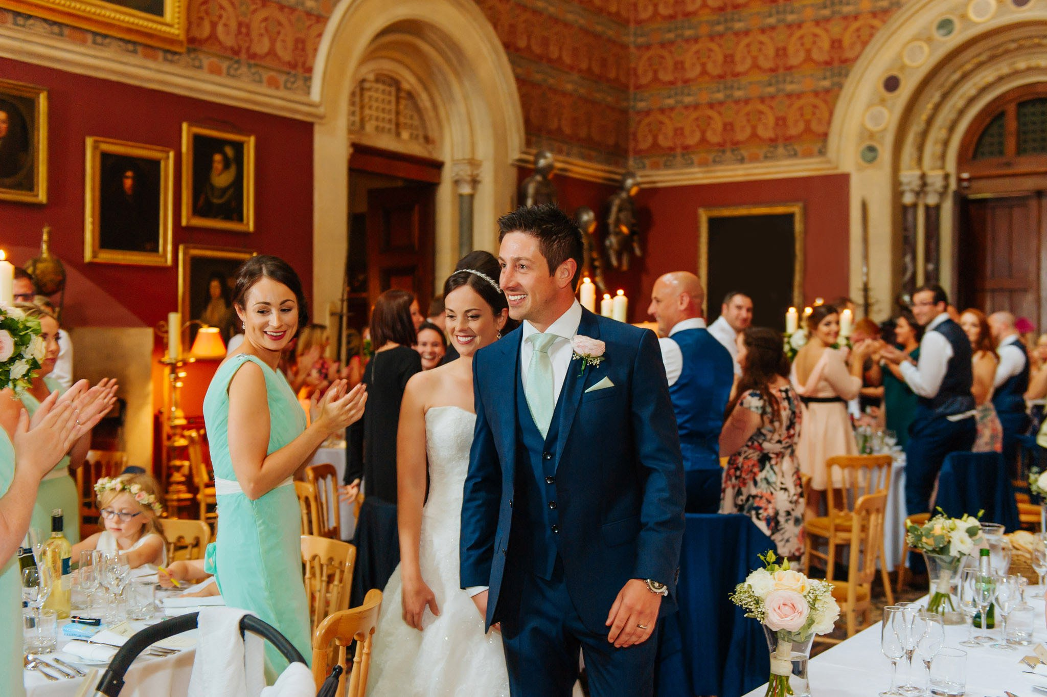 eastnor castle wedding pictures 150 - Eastnor Castle wedding photographer Herefordshire, West Midlands - Sarah + Dean