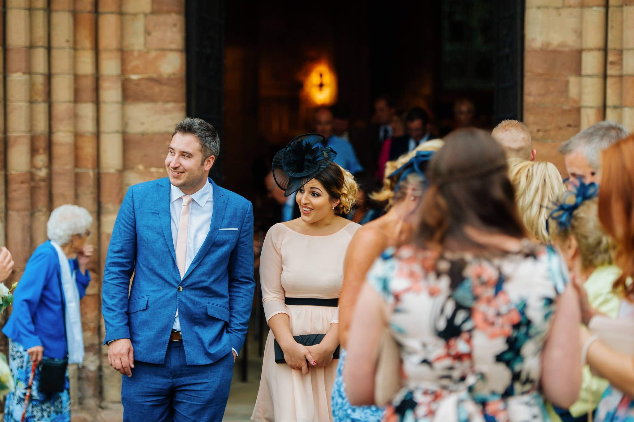 eastnor castle wedding pictures 38 - Eastnor Castle wedding photographer Herefordshire, West Midlands - Sarah + Dean