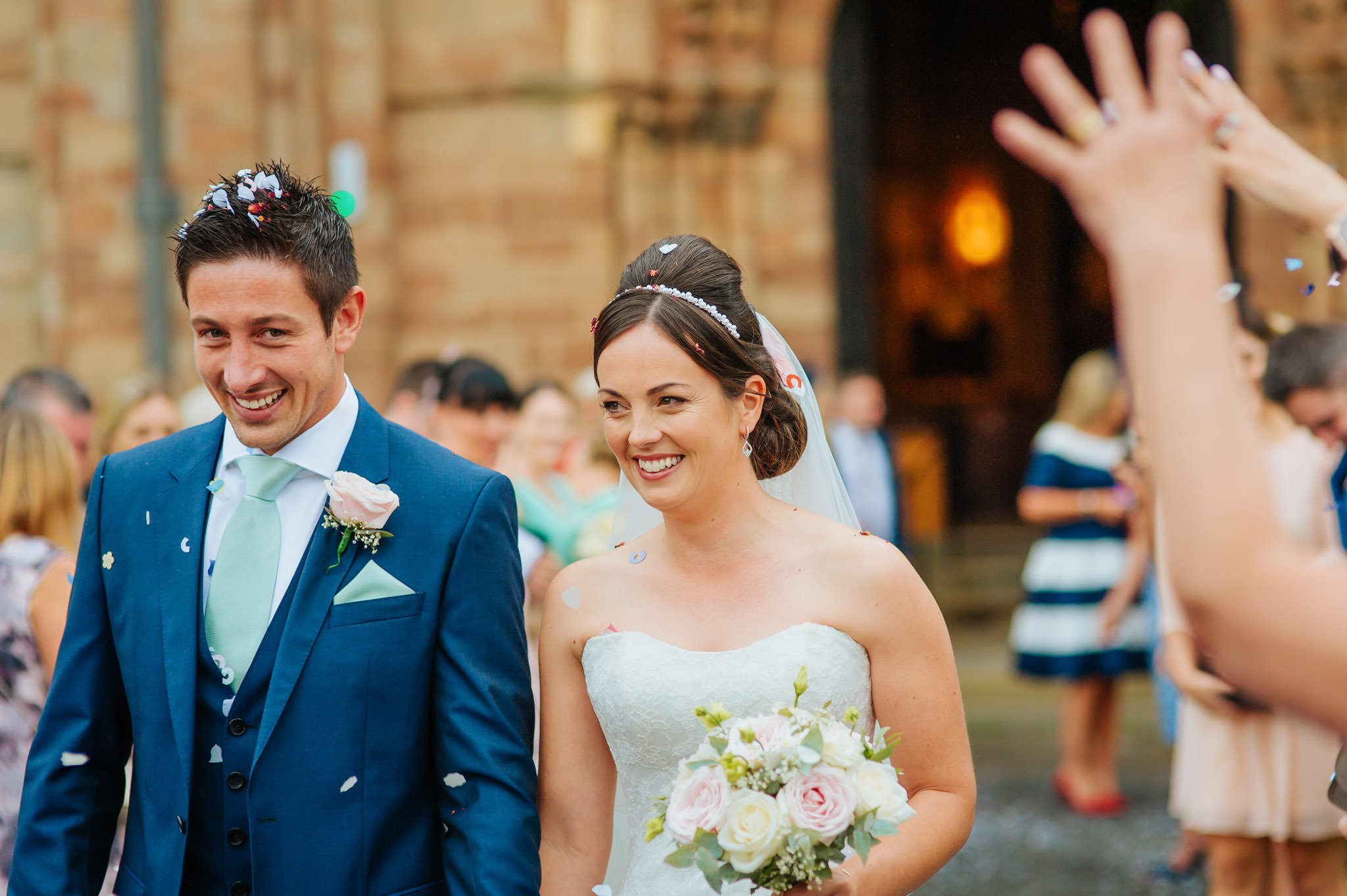 eastnor castle wedding pictures 42 - Eastnor Castle wedding photographer Herefordshire, West Midlands - Sarah + Dean