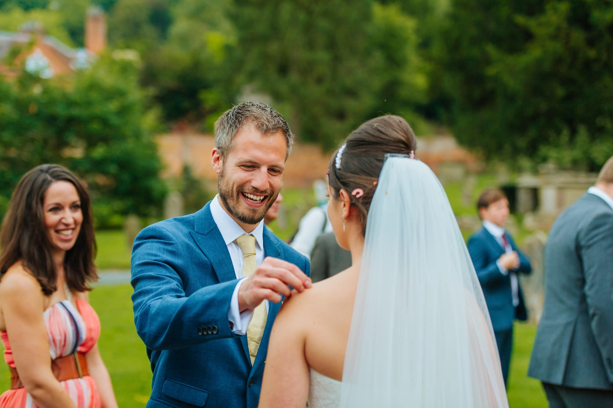 eastnor castle wedding pictures 43 - Eastnor Castle wedding photographer Herefordshire, West Midlands - Sarah + Dean