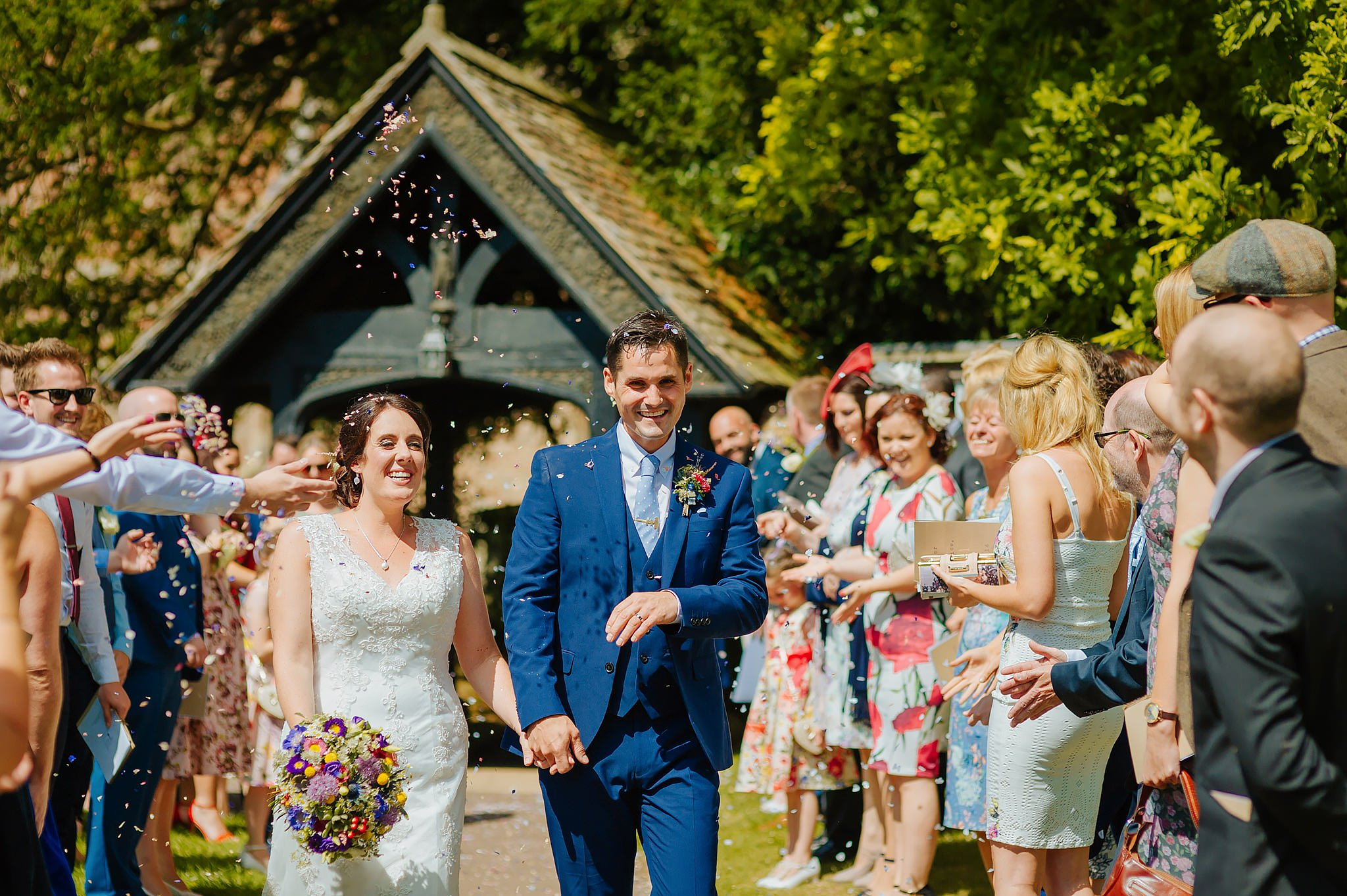 hellens manor wedding 36 - Wedding photography at Hellens Manor in Herefordshire, West Midlands | Shelley + Ian
