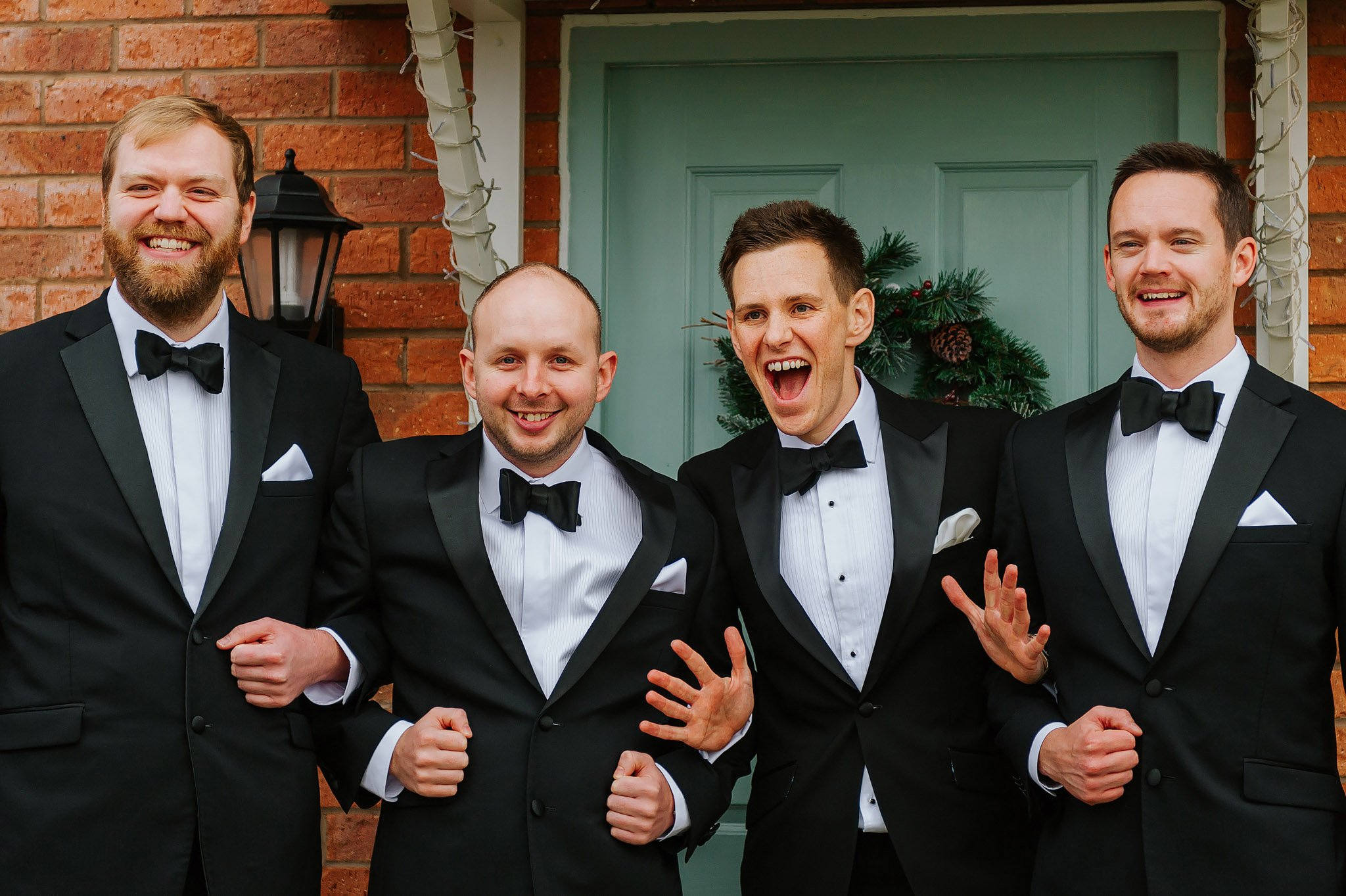 Coombe Abbey wedding in Coventry, Warwickshire - Sam + Matt 8