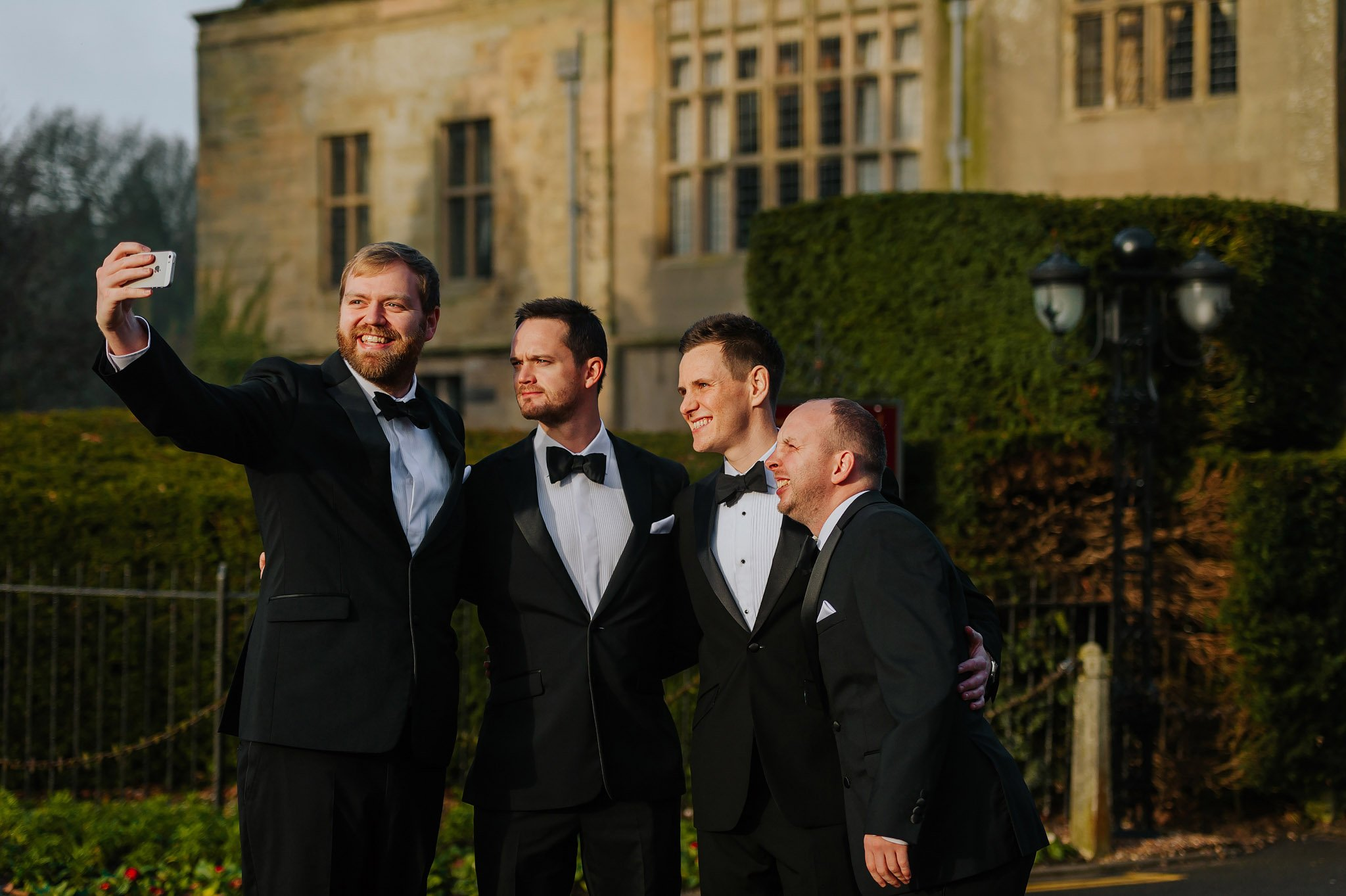 Coombe Abbey wedding in Coventry, Warwickshire - Sam + Matt 55
