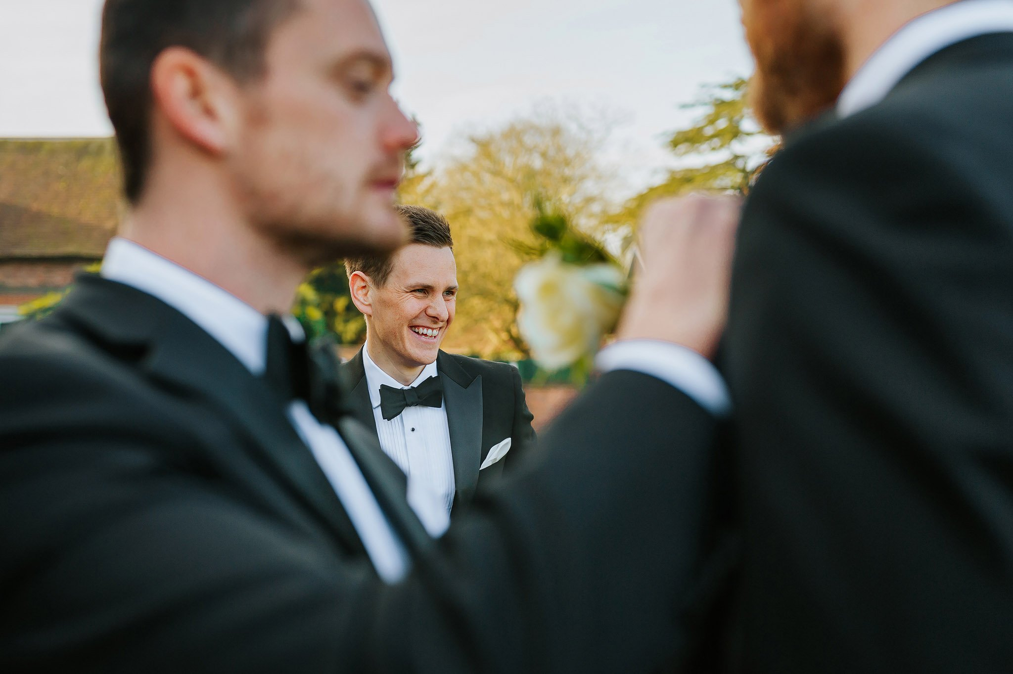Coombe Abbey wedding in Coventry, Warwickshire - Sam + Matt 12