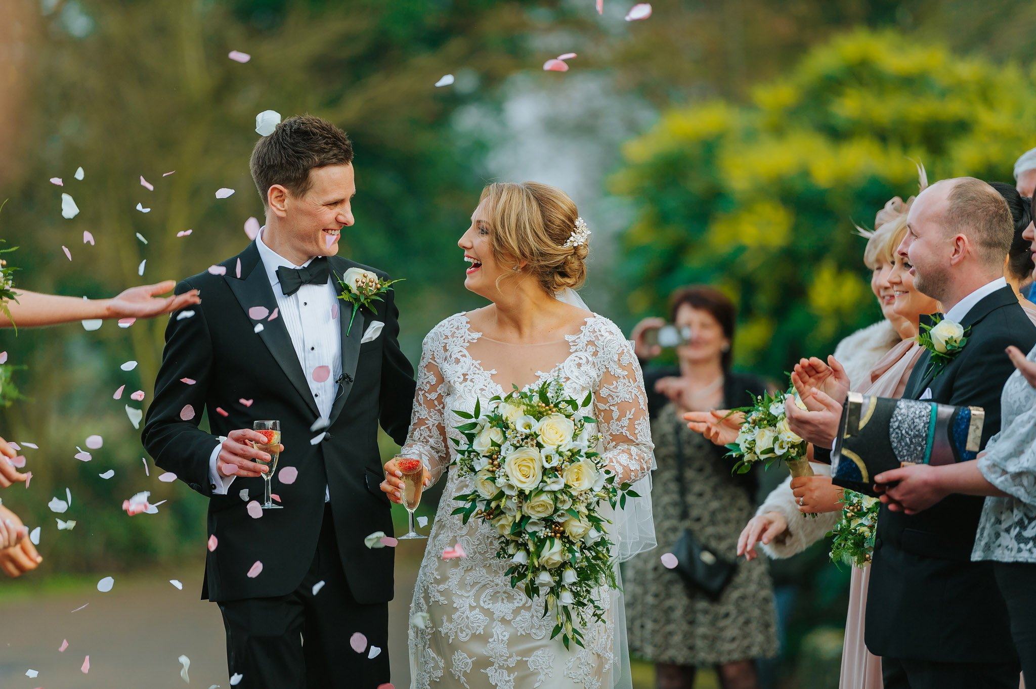 Coombe Abbey wedding in Coventry, Warwickshire - Sam + Matt 22