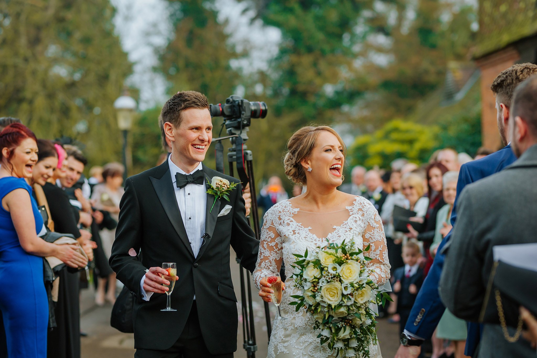 Coombe Abbey wedding in Coventry, Warwickshire - Sam + Matt 24