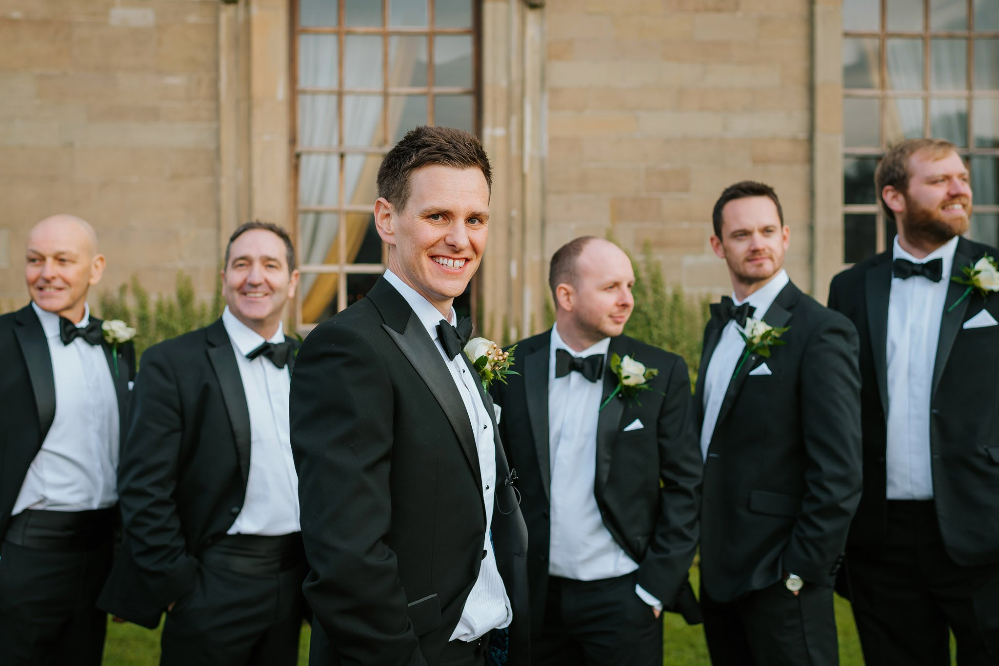 Coombe Abbey wedding in Coventry, Warwickshire - Sam + Matt 26