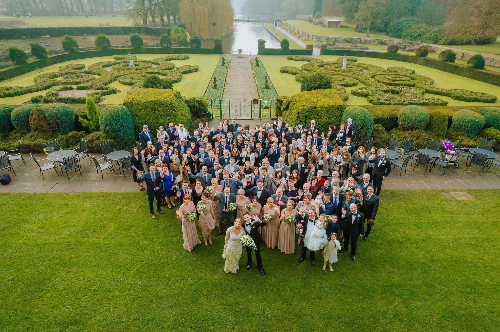 coombe abbey wedding coventry 60 - Coombe Abbey wedding in Coventry, Warwickshire - Sam + Matt