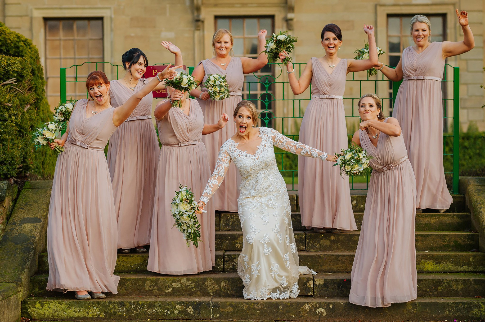 Coombe Abbey wedding in Coventry, Warwickshire - Sam + Matt 38