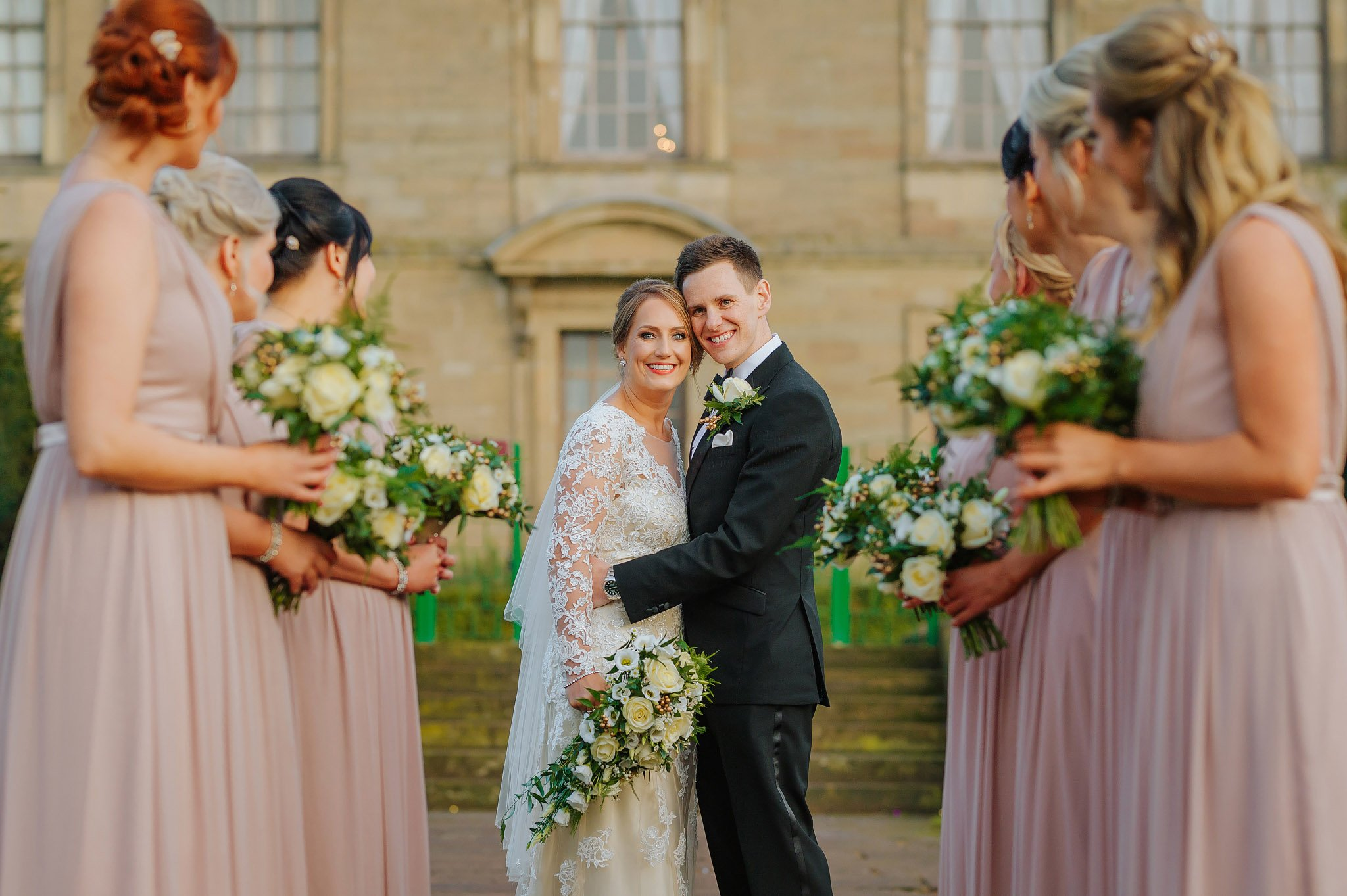 Coombe Abbey wedding in Coventry, Warwickshire - Sam + Matt 41