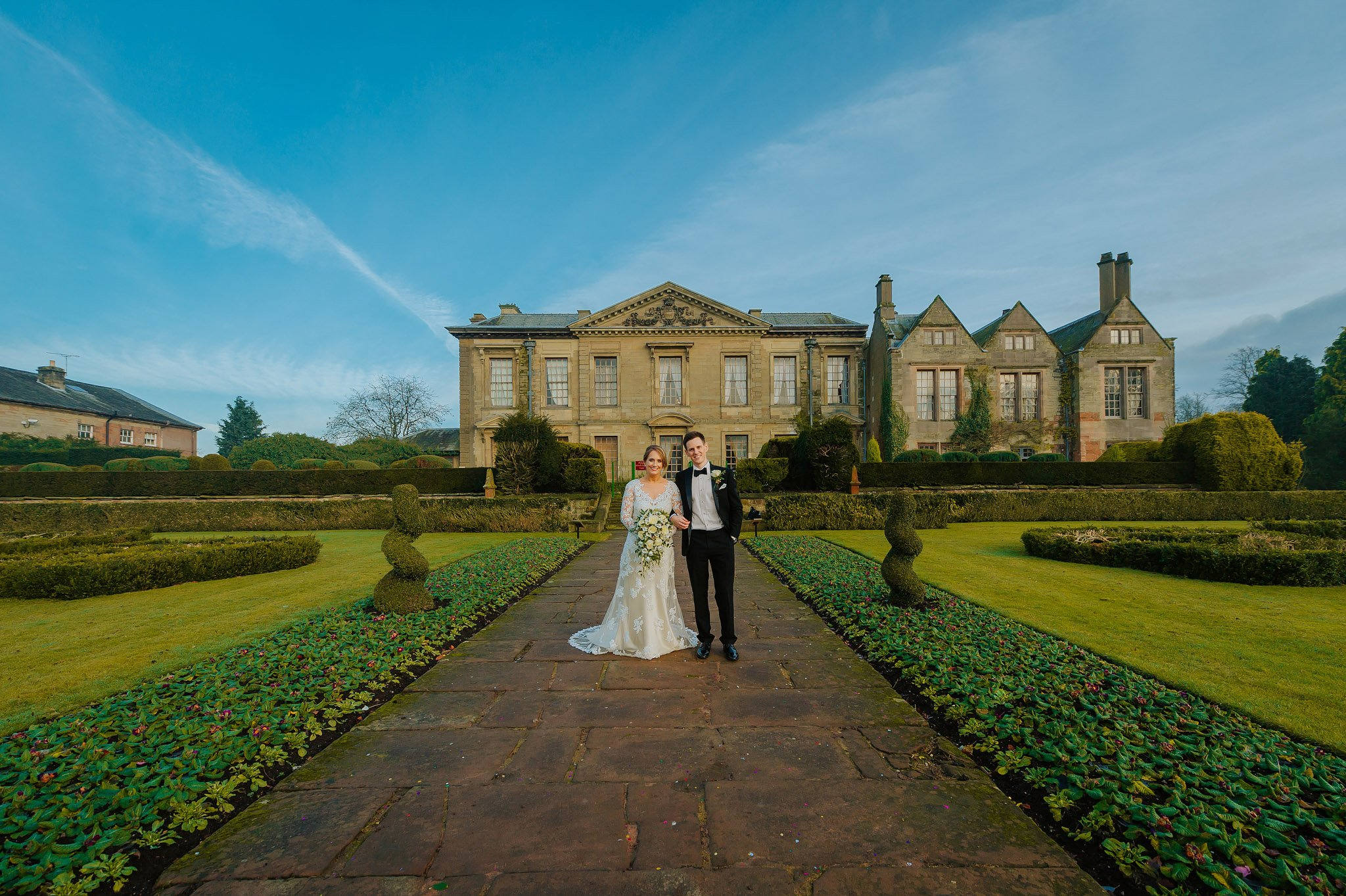Coombe Abbey wedding in Coventry, Warwickshire - Sam + Matt 47