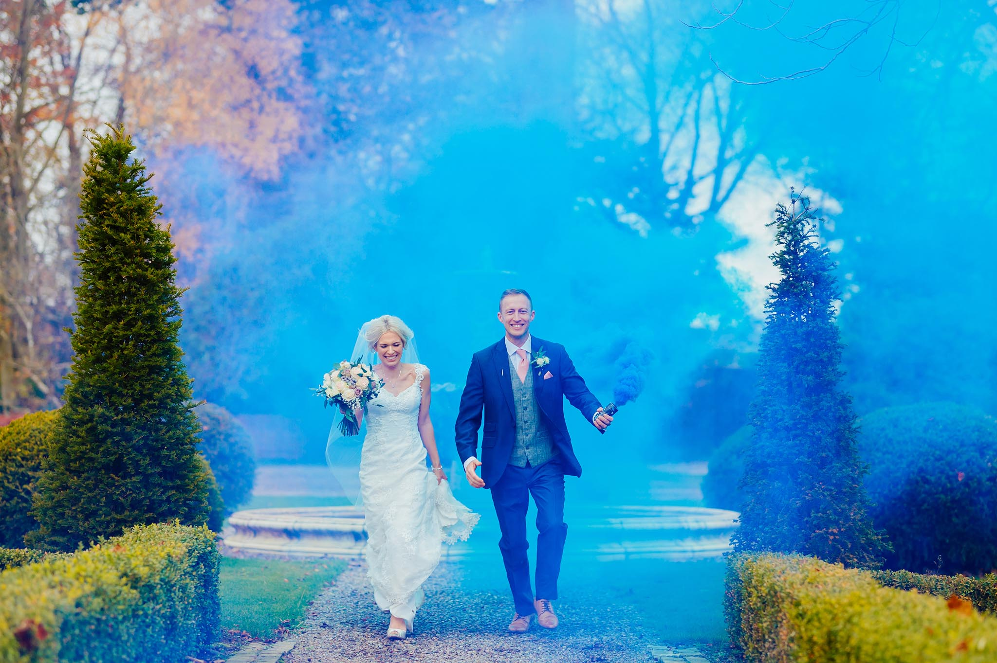 Lemore Manor wedding, Herefordshire - West Midlands | Sadie + Ken 78