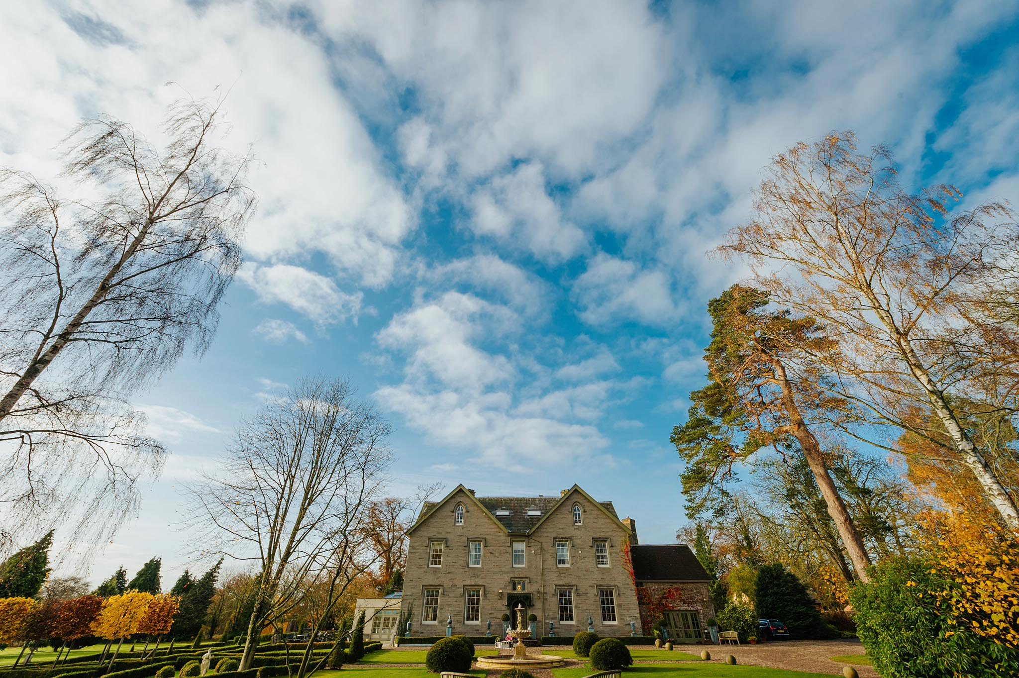 Lemore Manor wedding, Herefordshire - West Midlands | Sadie + Ken 1