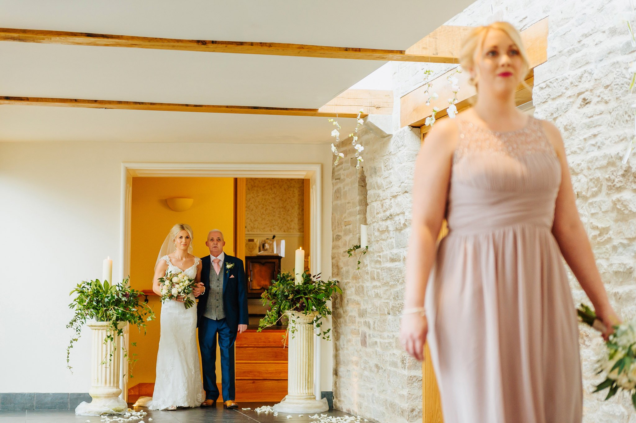 Lemore Manor wedding, Herefordshire - West Midlands | Sadie + Ken 30
