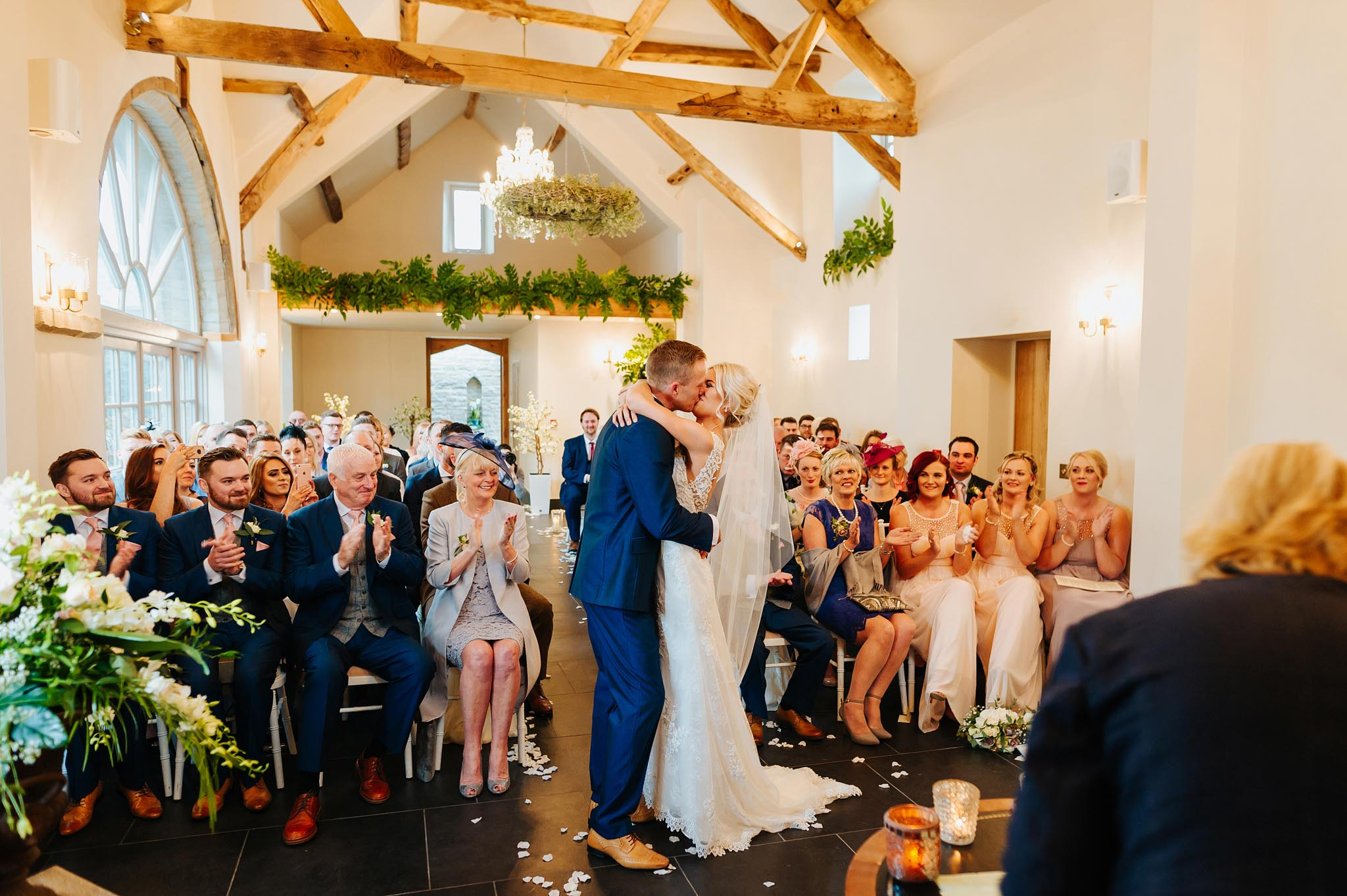 Lemore Manor wedding, Herefordshire - West Midlands | Sadie + Ken 35