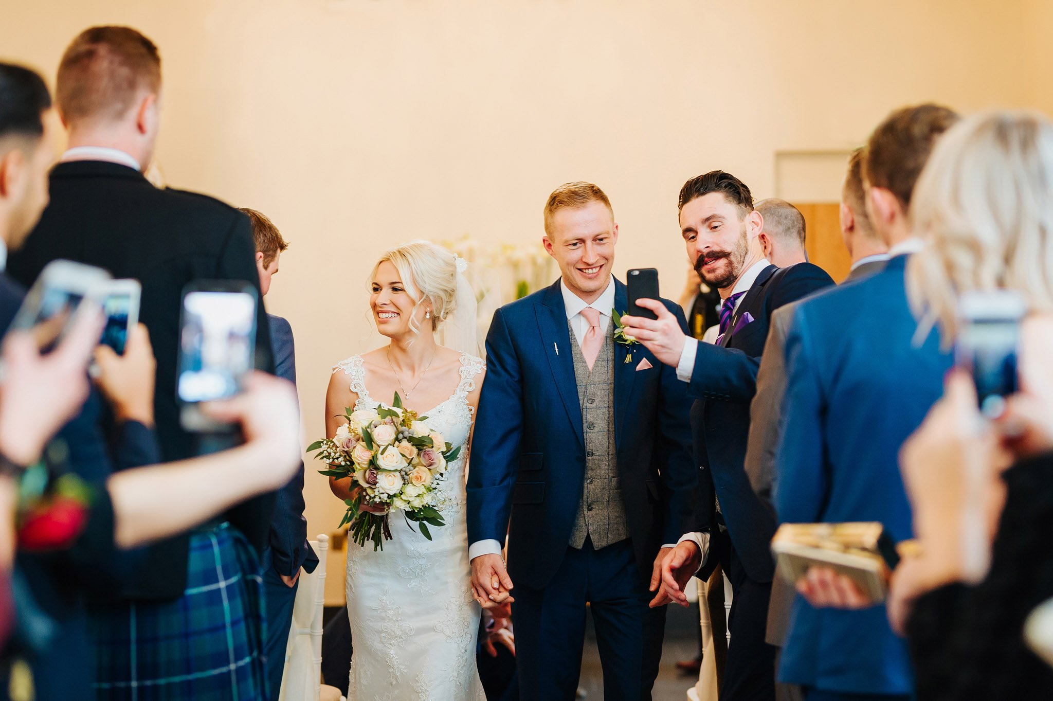 Lemore Manor wedding, Herefordshire - West Midlands | Sadie + Ken 36