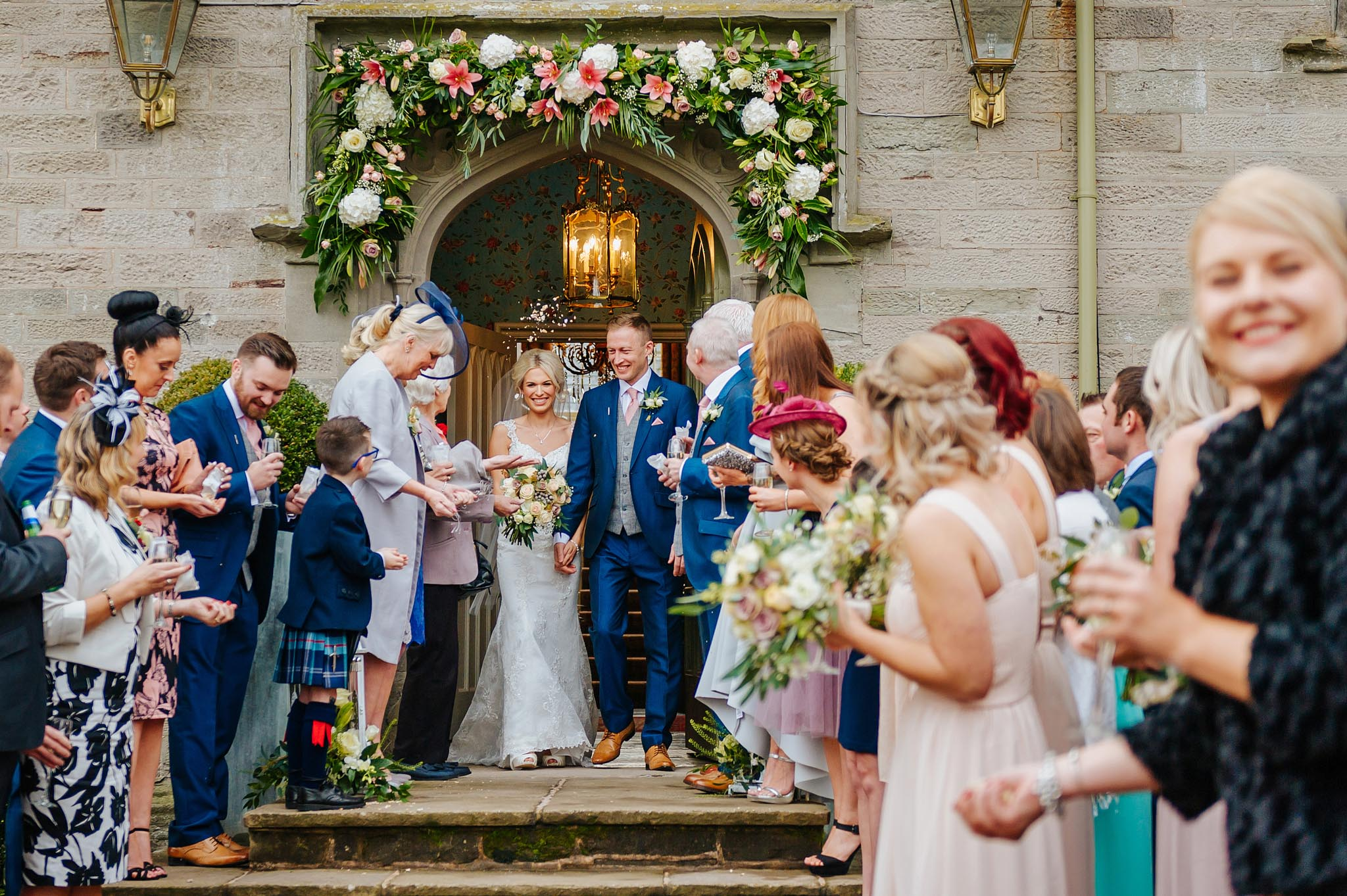 lemore manor wedding herefordshire 48 - Lemore Manor wedding, Herefordshire - West Midlands | Sadie + Ken