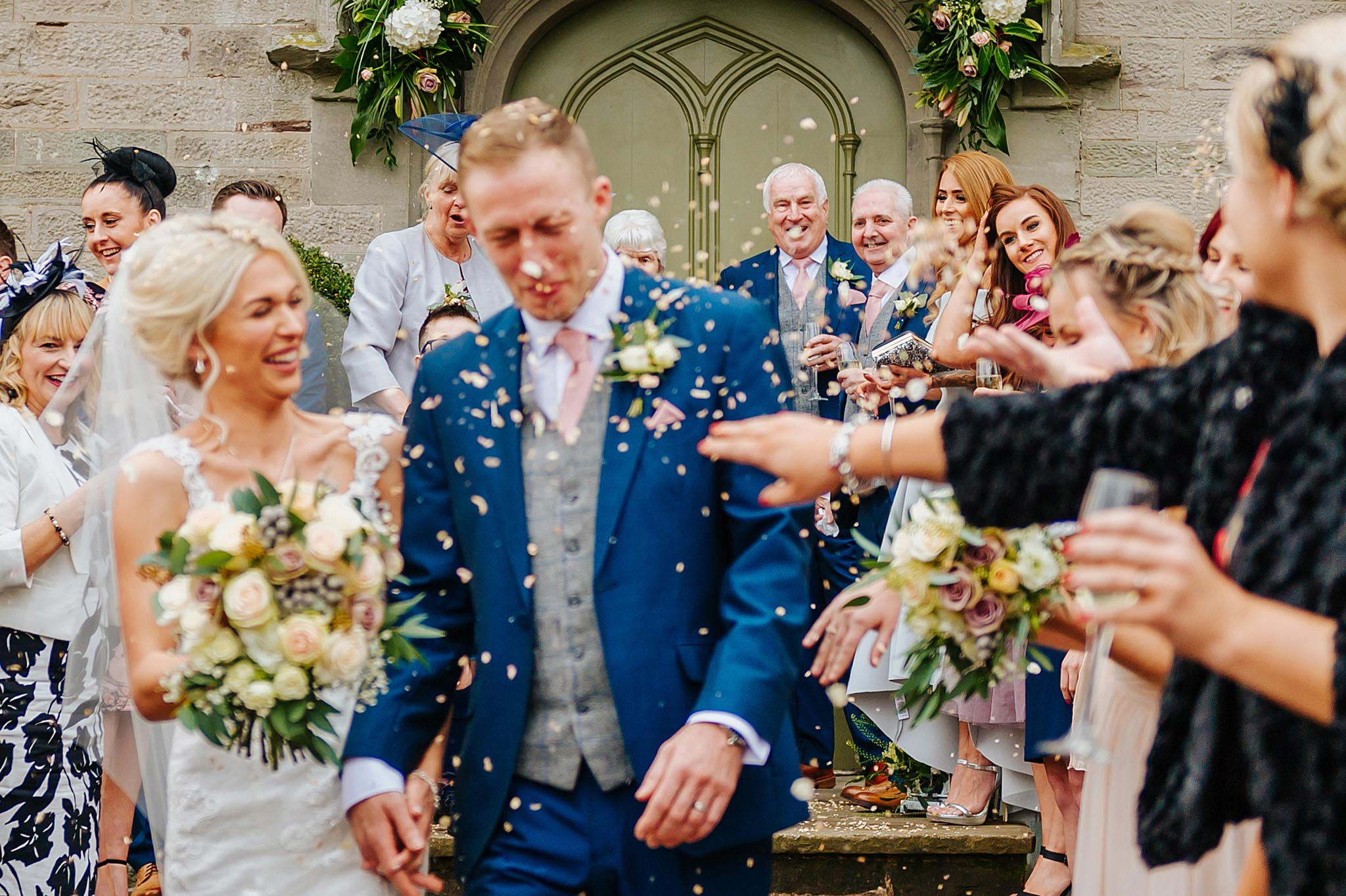 Lemore Manor wedding, Herefordshire - West Midlands | Sadie + Ken 39