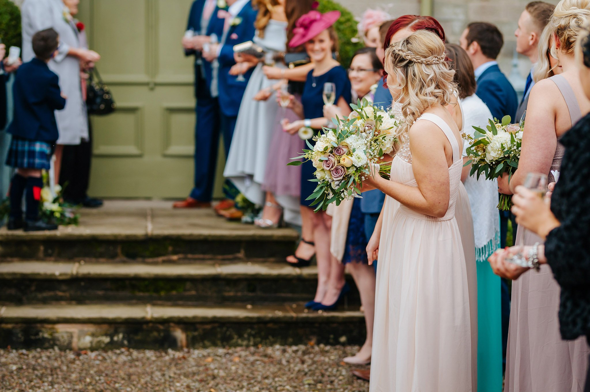 Lemore Manor wedding, Herefordshire - West Midlands | Sadie + Ken 37