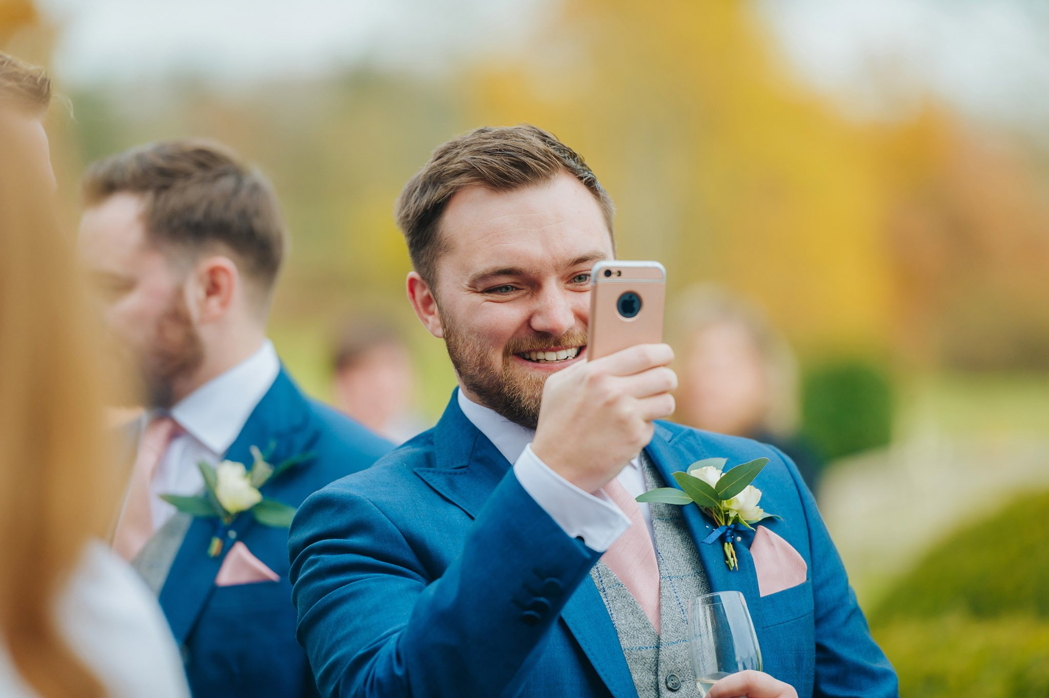 Lemore Manor wedding, Herefordshire - West Midlands | Sadie + Ken 48
