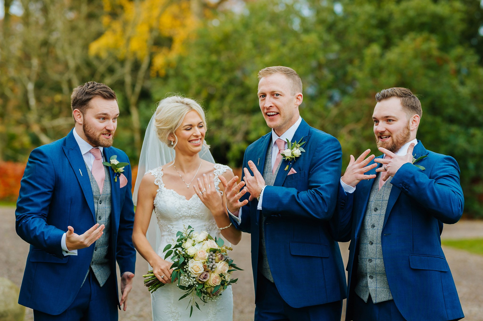Lemore Manor wedding, Herefordshire - West Midlands | Sadie + Ken 55